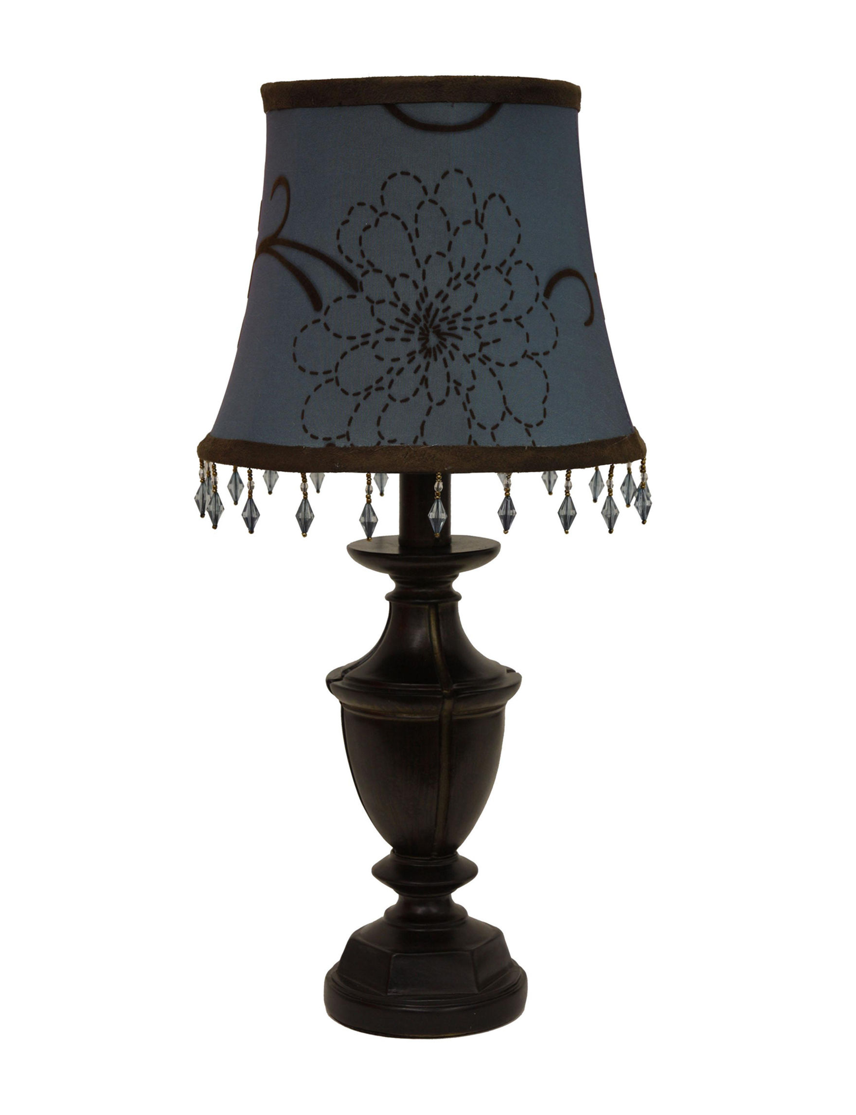 Decor Therapy Brown Lights & Lanterns Lighting & Lamps