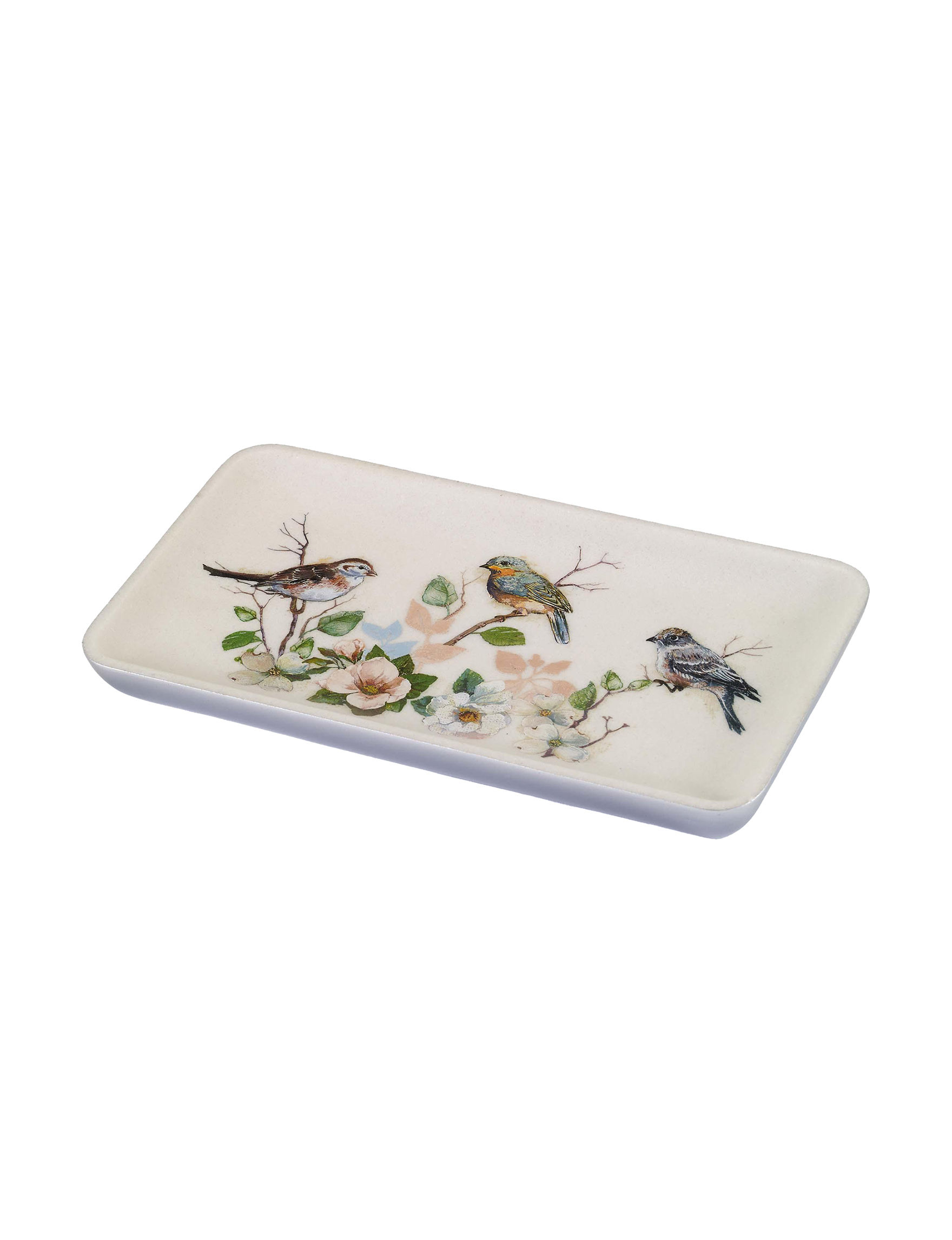 Avanti  Trays & Jars Bath Accessories