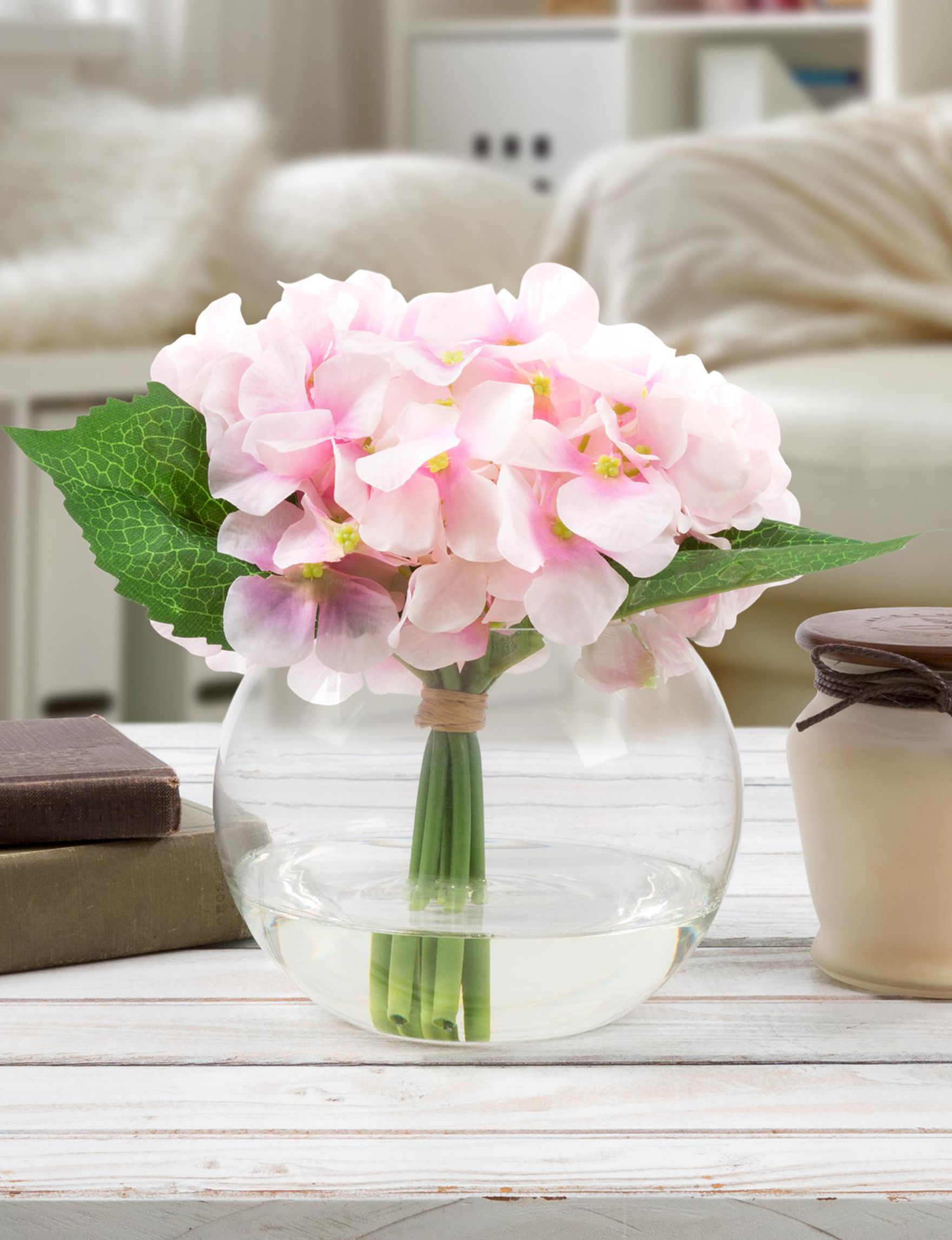 Trademark Global  Faux Plants Home Accents