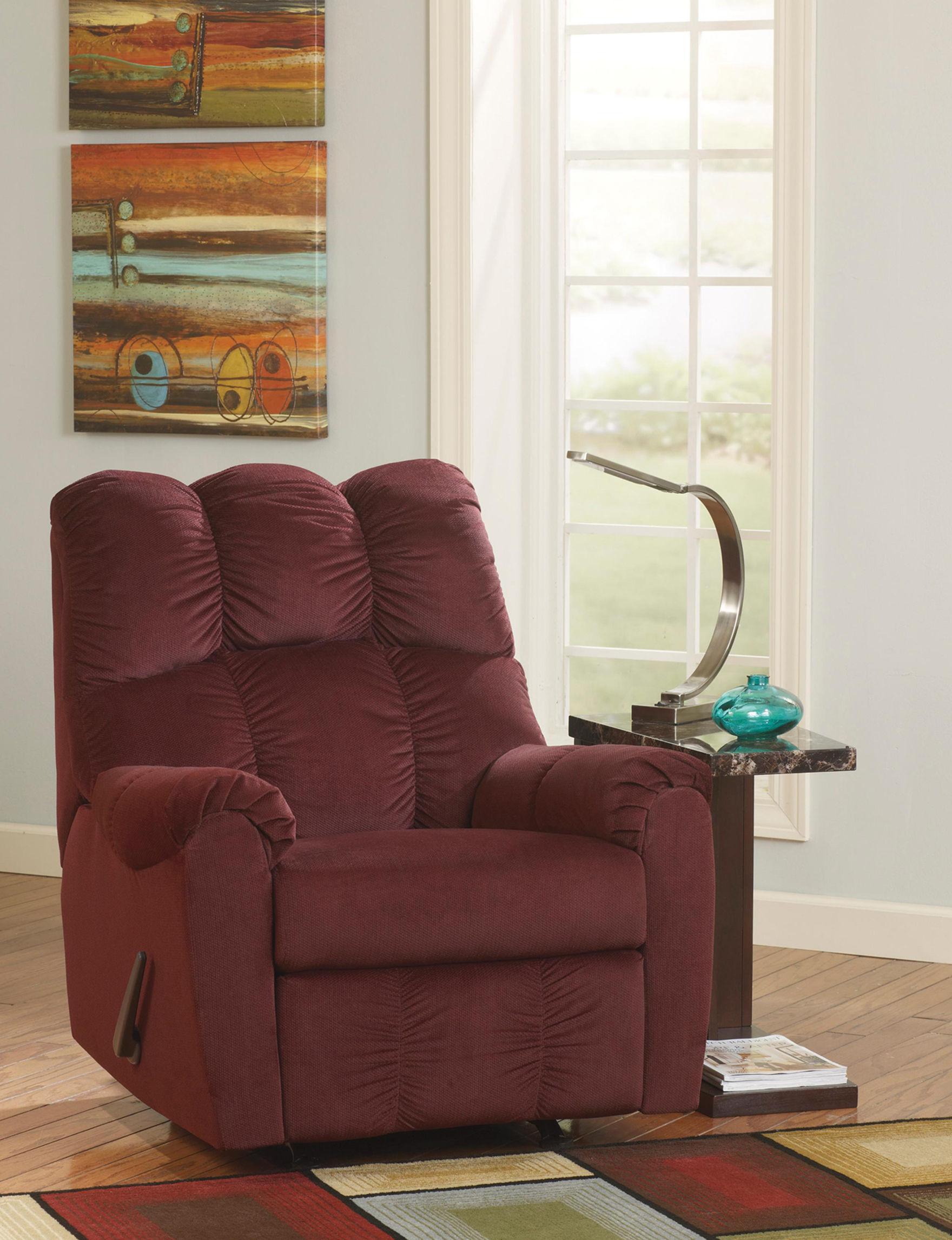 Flash Furniture Burgundy Living Room Furniture