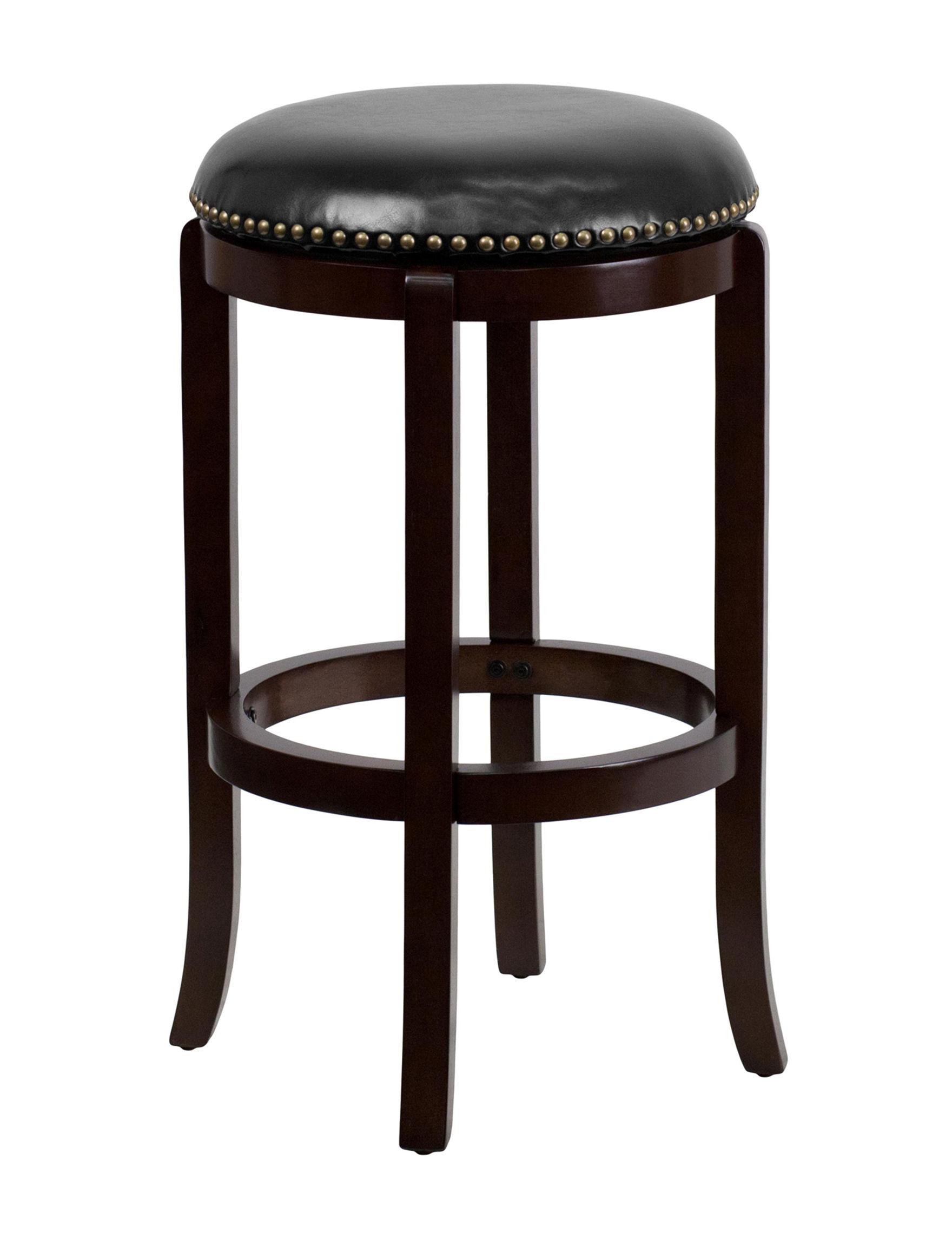 Flash Furniture Cappuccino Bar & Kitchen Stools Kitchen & Dining Furniture