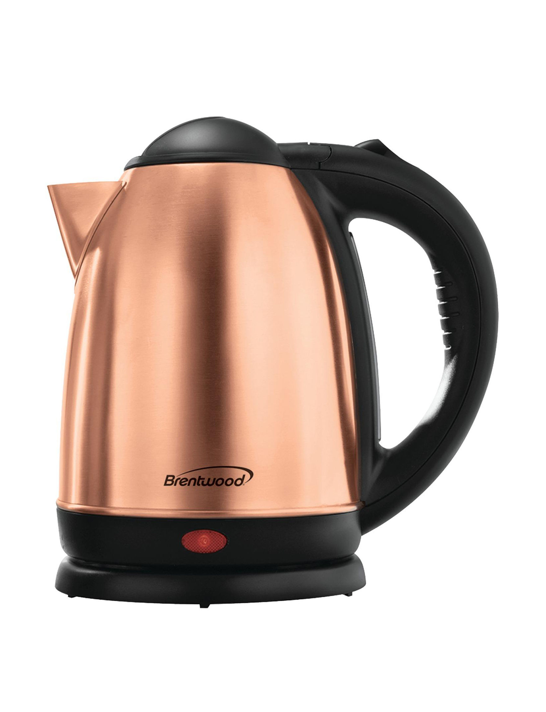 Brentwood Rose Gold Coffee, Espresso & Tea Makers Kitchen Appliances