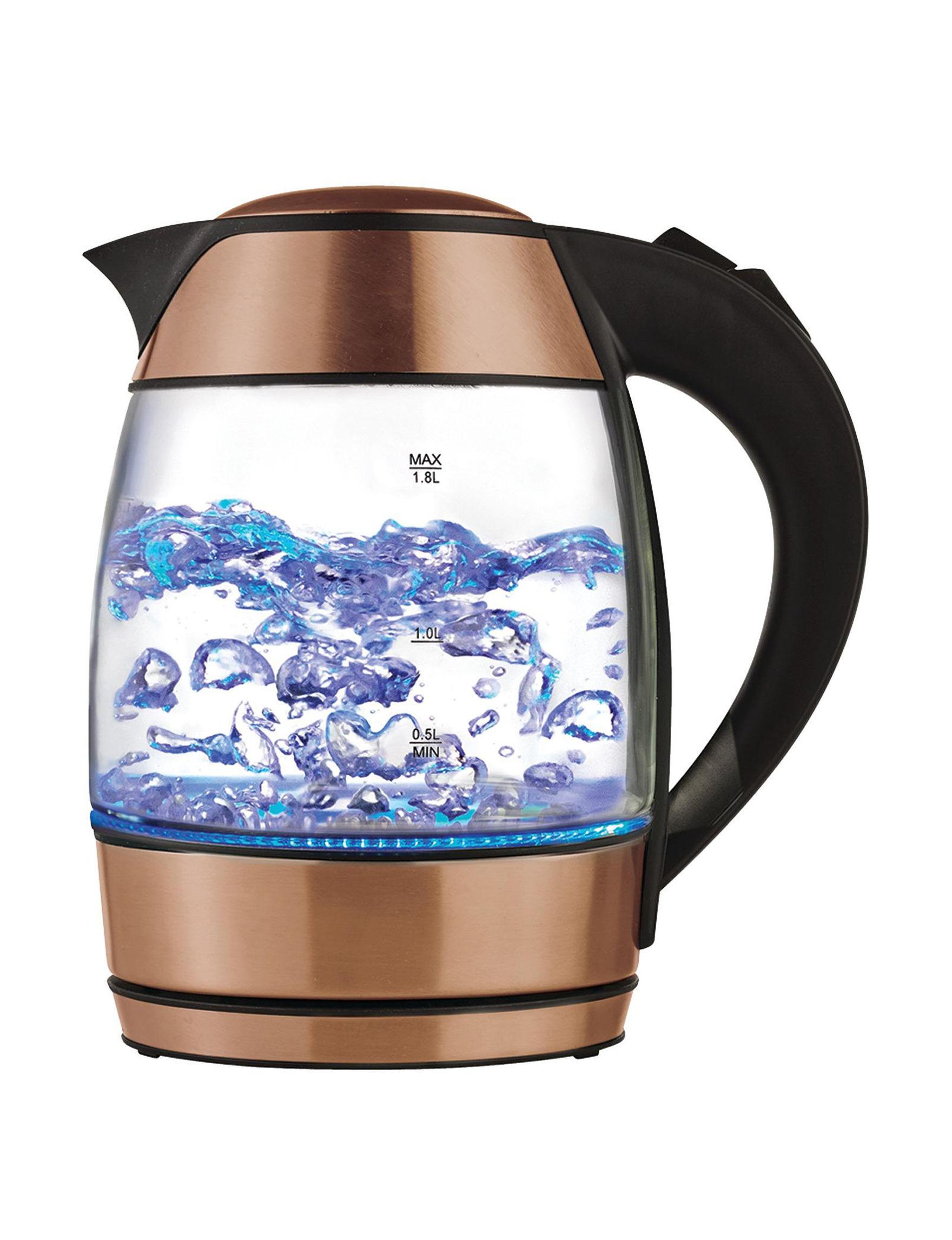 Brentwood  Coffee, Espresso & Tea Makers Kitchen Appliances