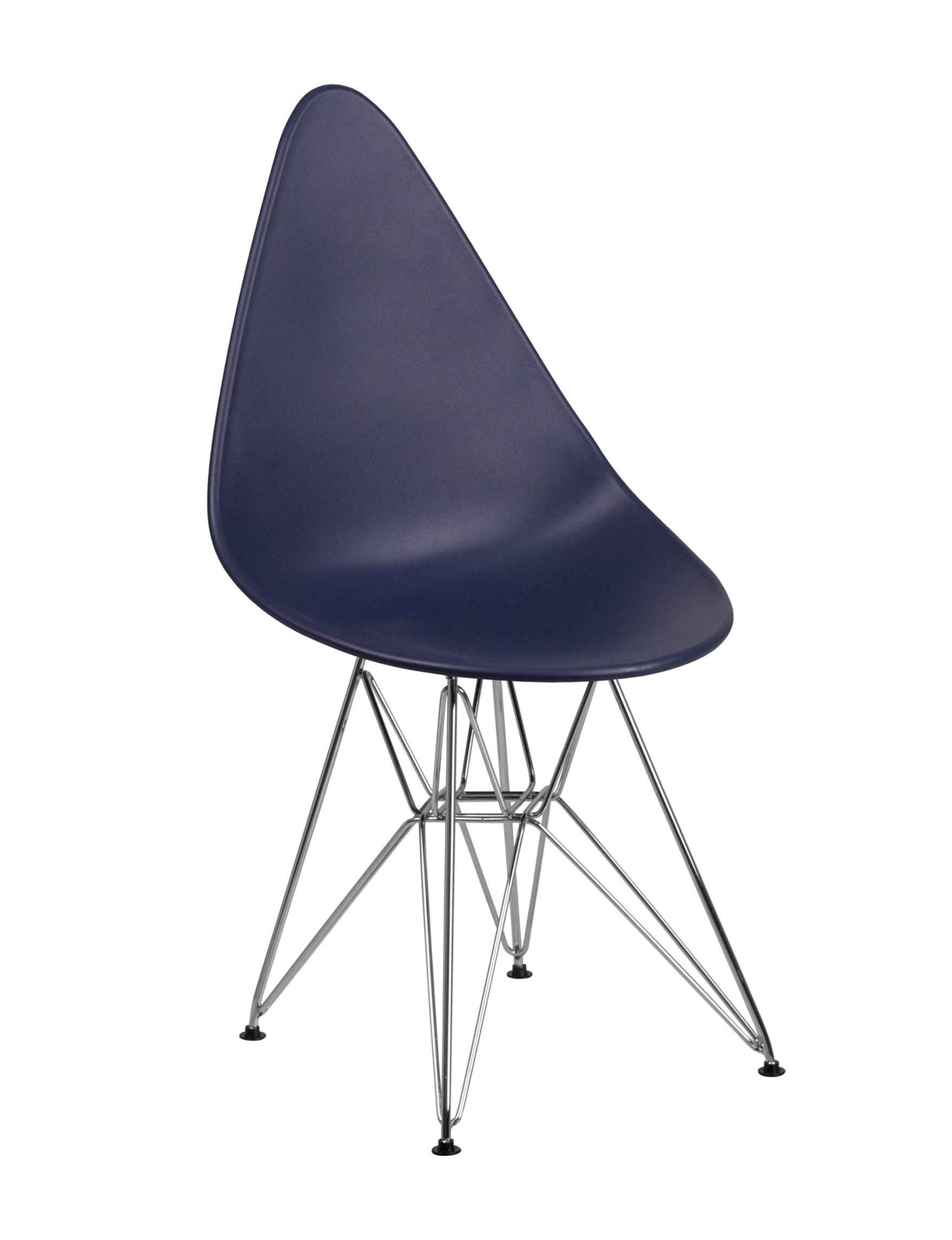 Flash Furniture Navy Accent Chairs Bedroom Furniture Living Room Furniture