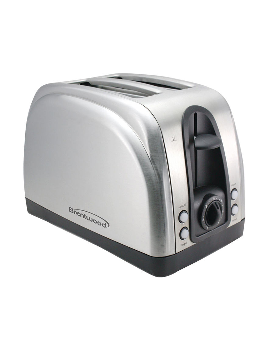 Brentwood Silver Specialty Food Makers Kitchen Appliances