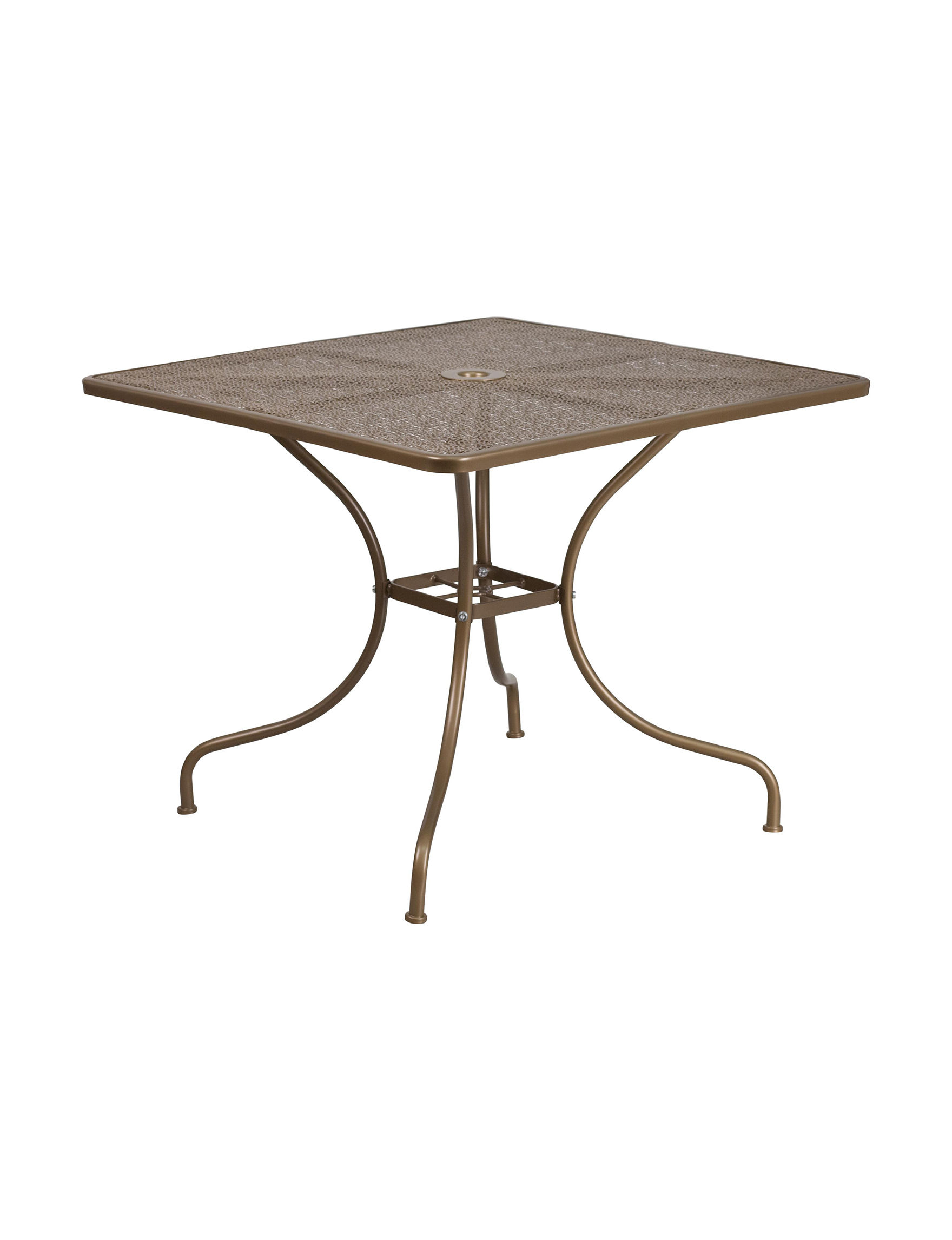 Flash Furniture Gold Patio & Outdoor Furniture