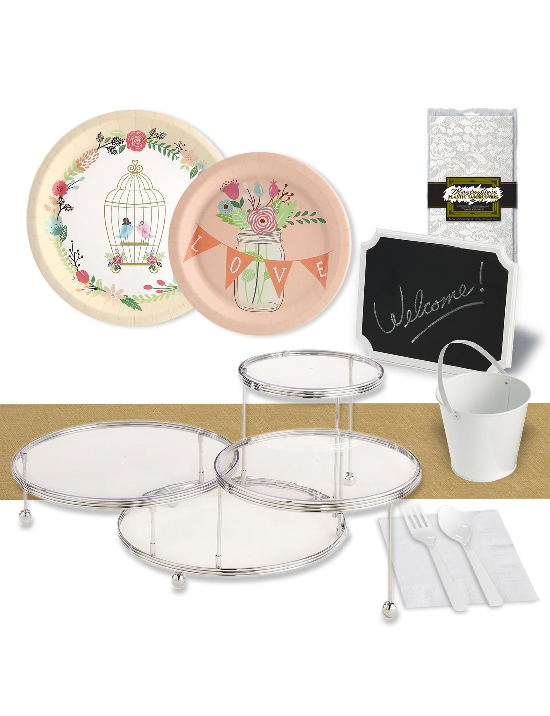 BuySeasons  Party Decor Party Tableware