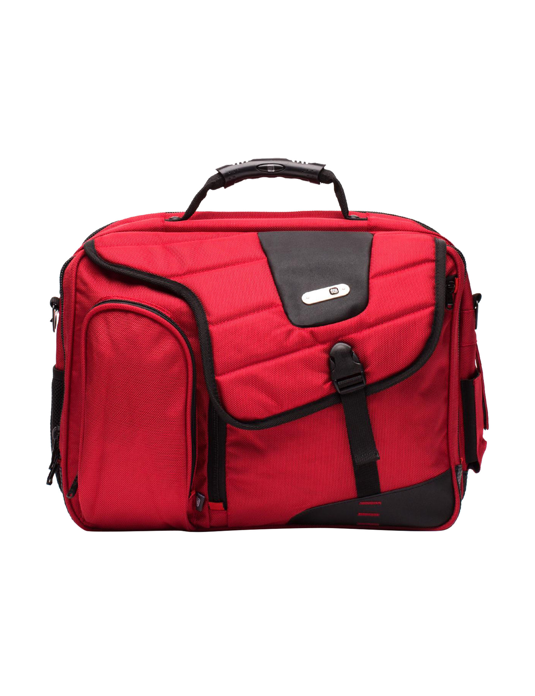Ful Red Laptop & Messenger Bags
