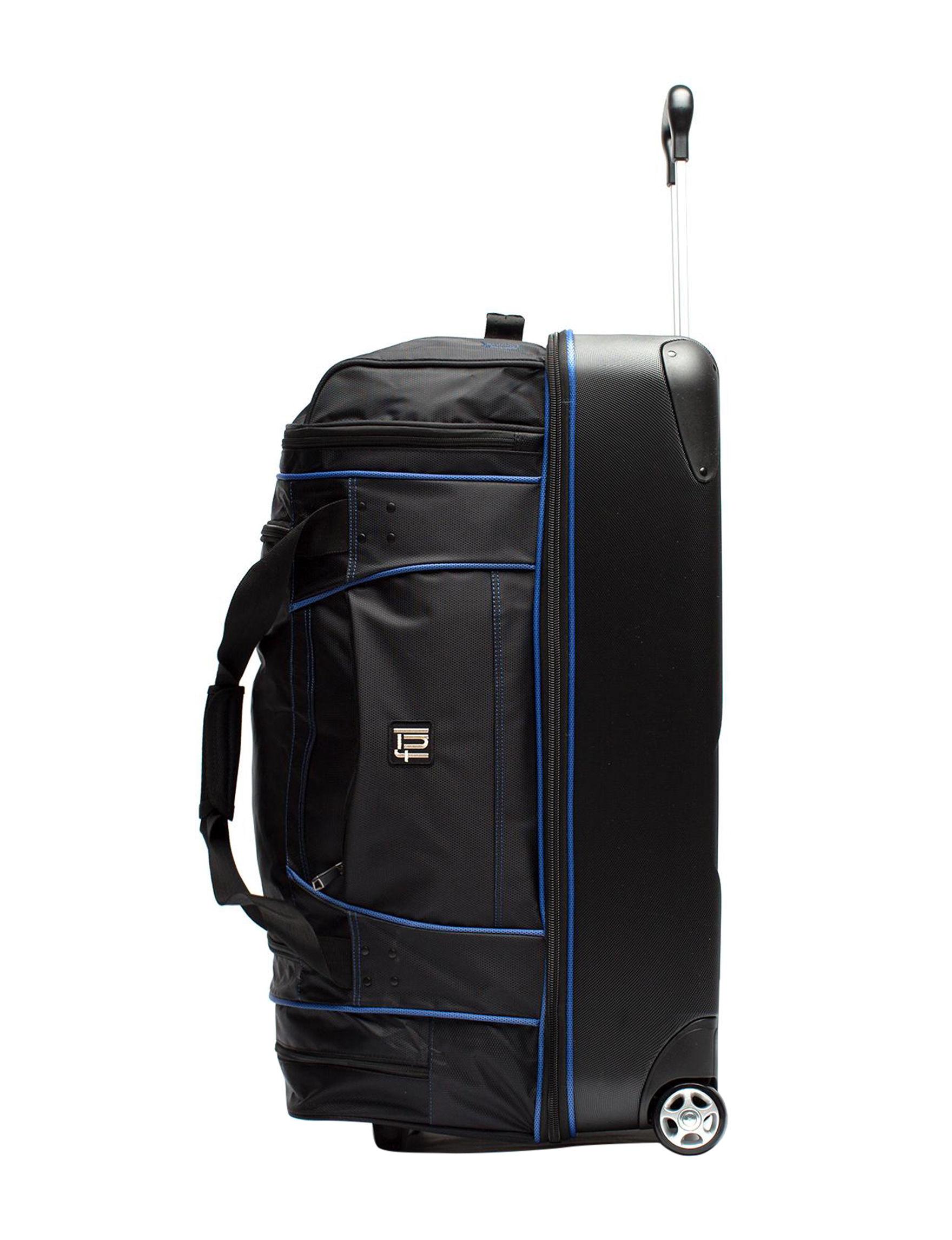 Ful Black / Blue Duffle Bags