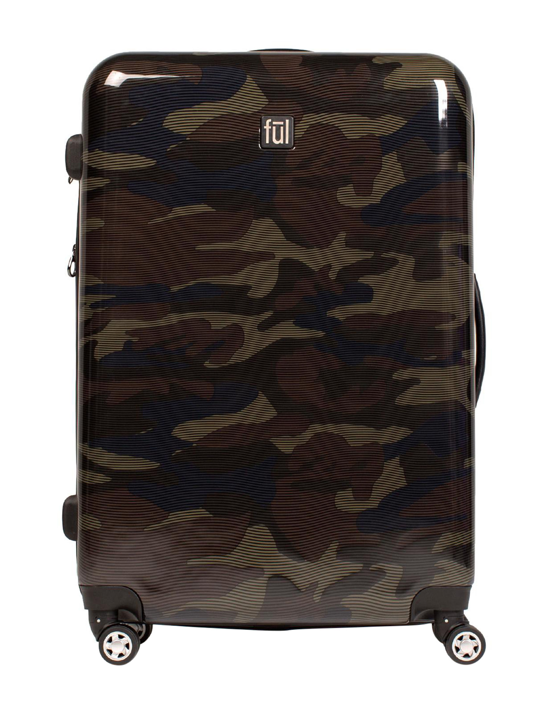 Ful Camo Upright Spinners