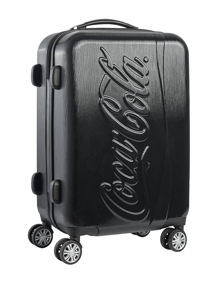 Coca Cola Black Upright Spinners
