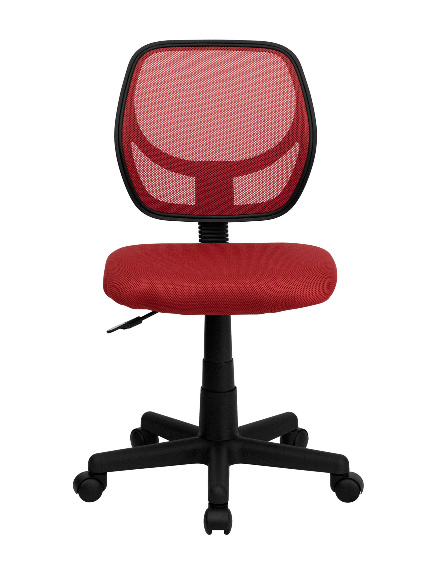 Flash Furniture Red Office Chairs Home Office Furniture