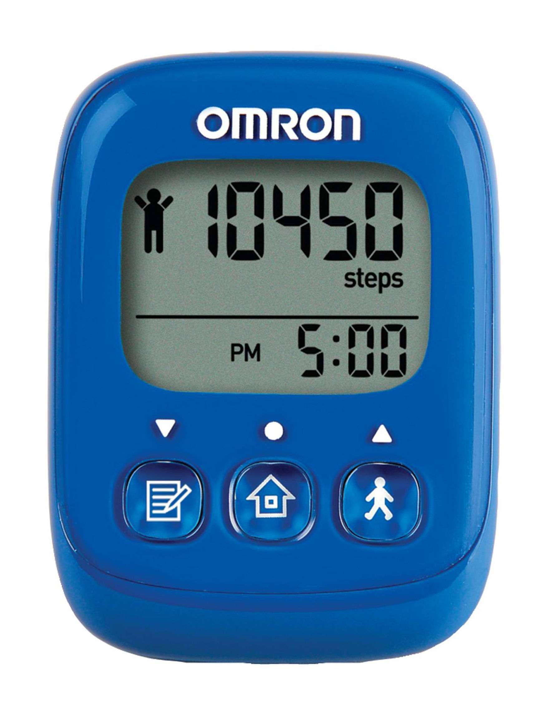 Omron Blue Pedometers Fitness Tech & Tracking