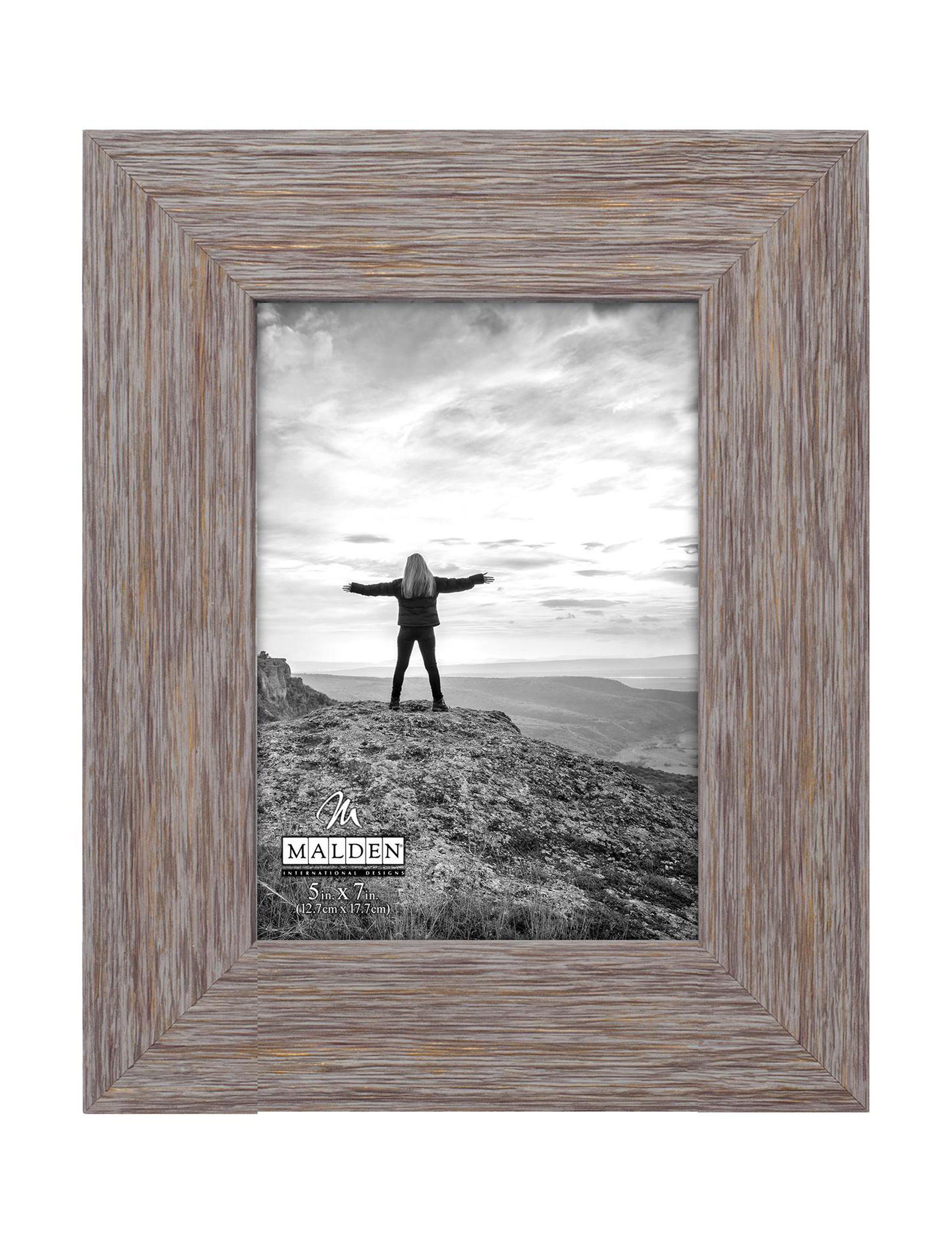 Malden Charcoal Frames & Shadow Boxes