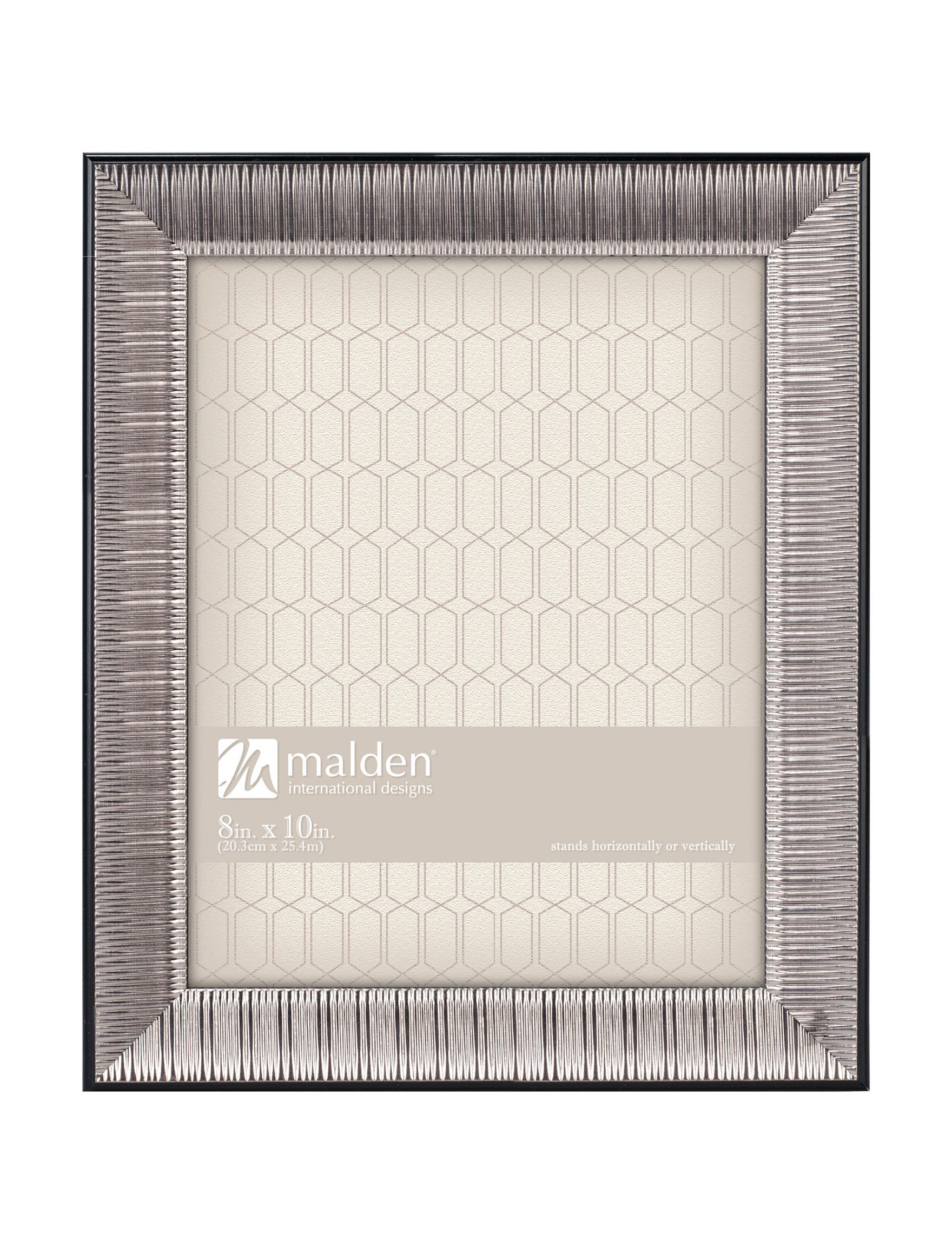 Malden Pewter Frames & Shadow Boxes