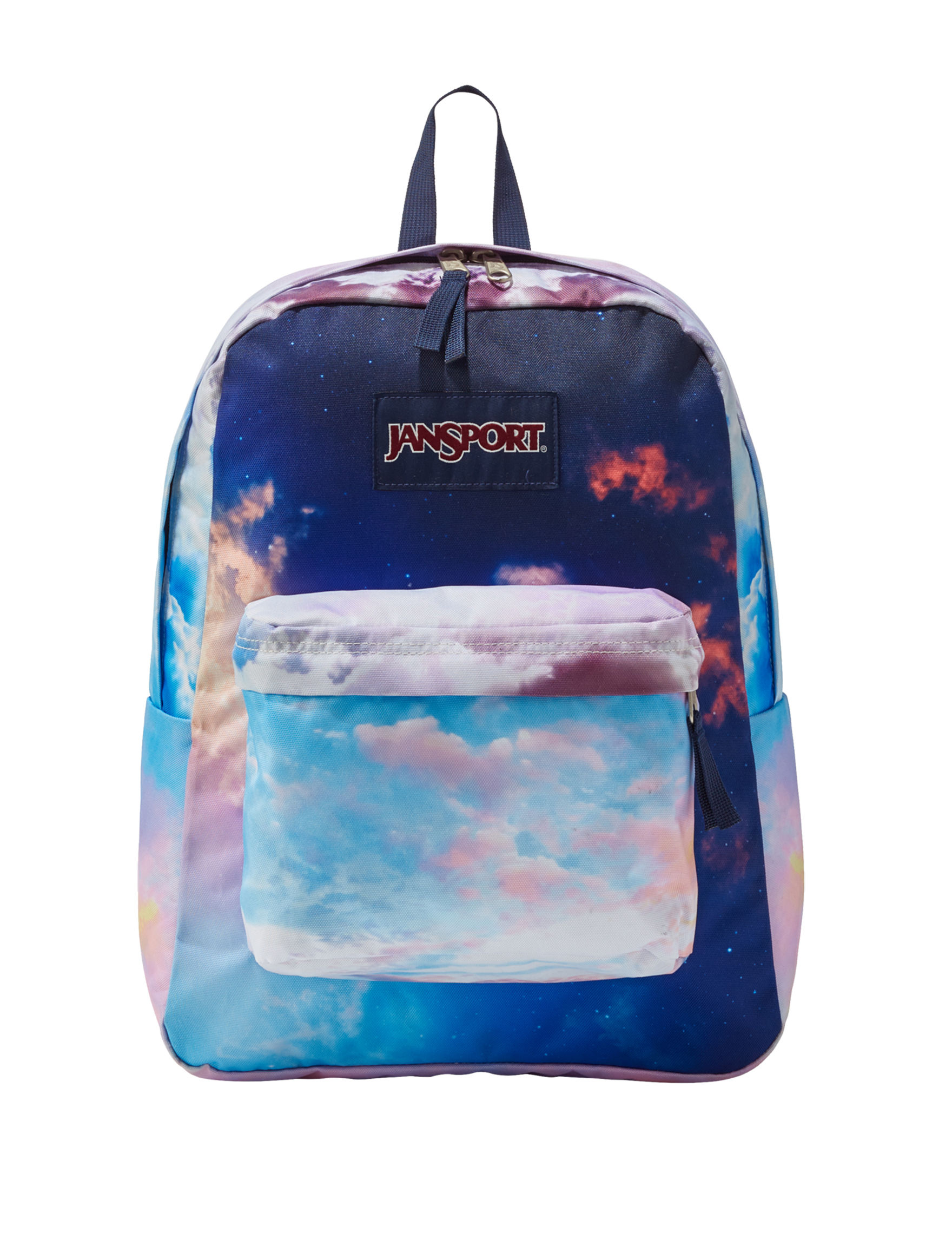 Jansport Pink Multi Bookbags & Backpacks