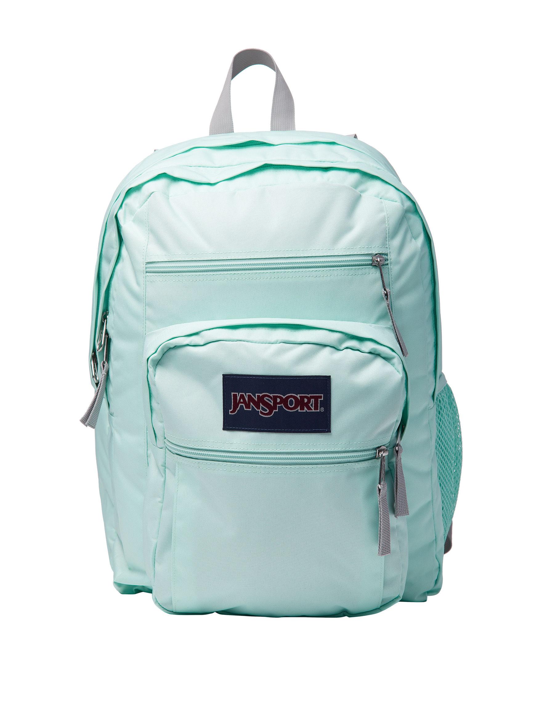 Jansport Mint Bookbags & Backpacks