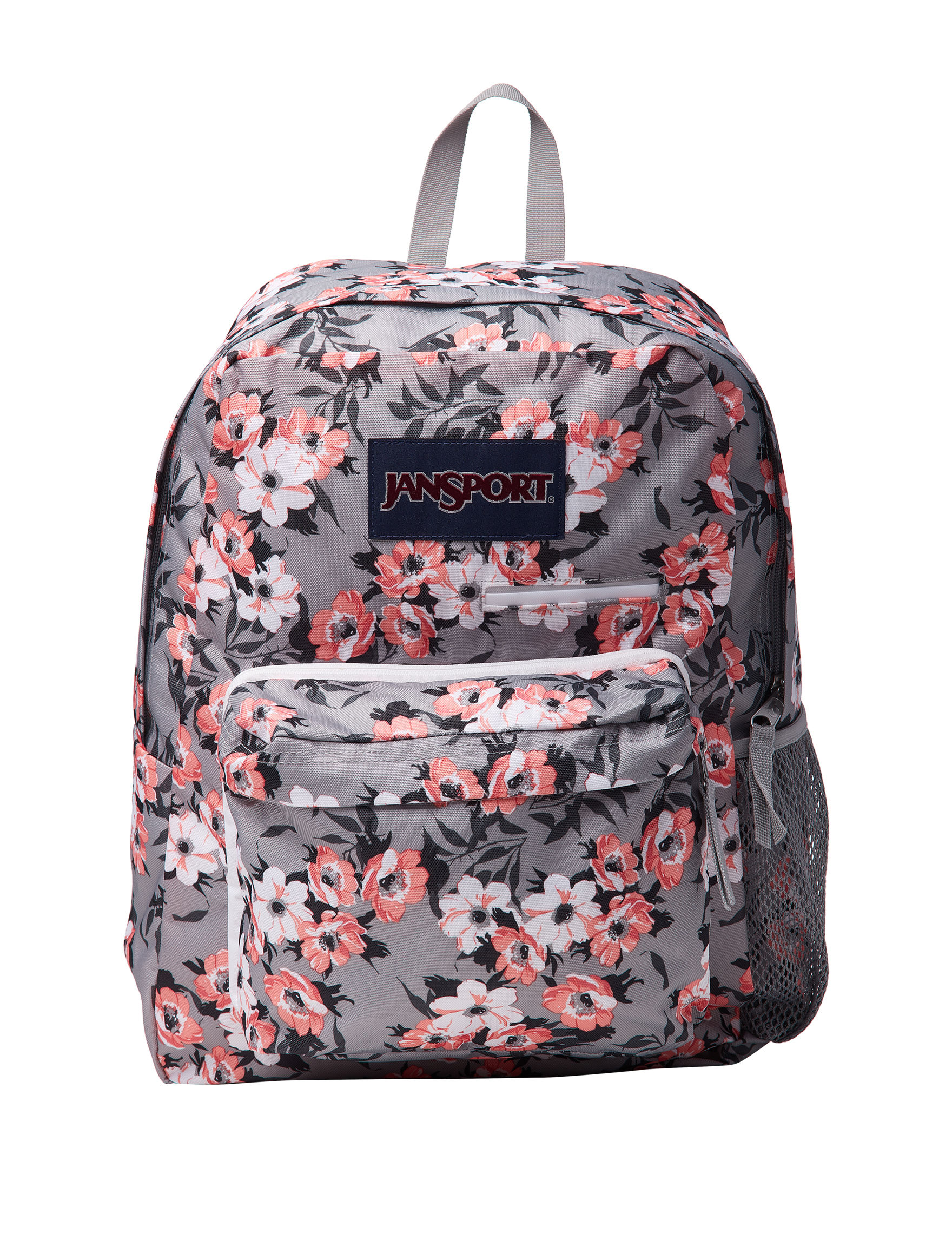 Jansport Grey Multi Bookbags & Backpacks