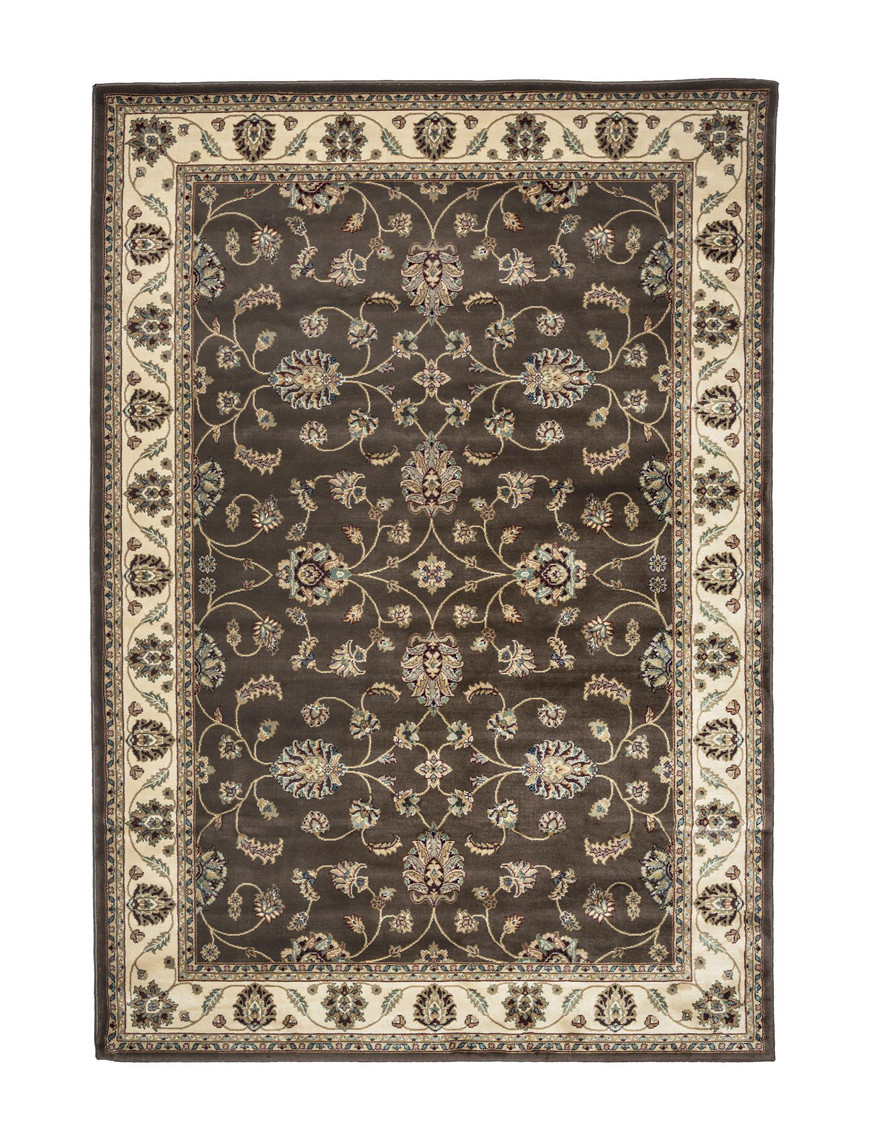 Rizzy Home Brown Area Rugs Rugs