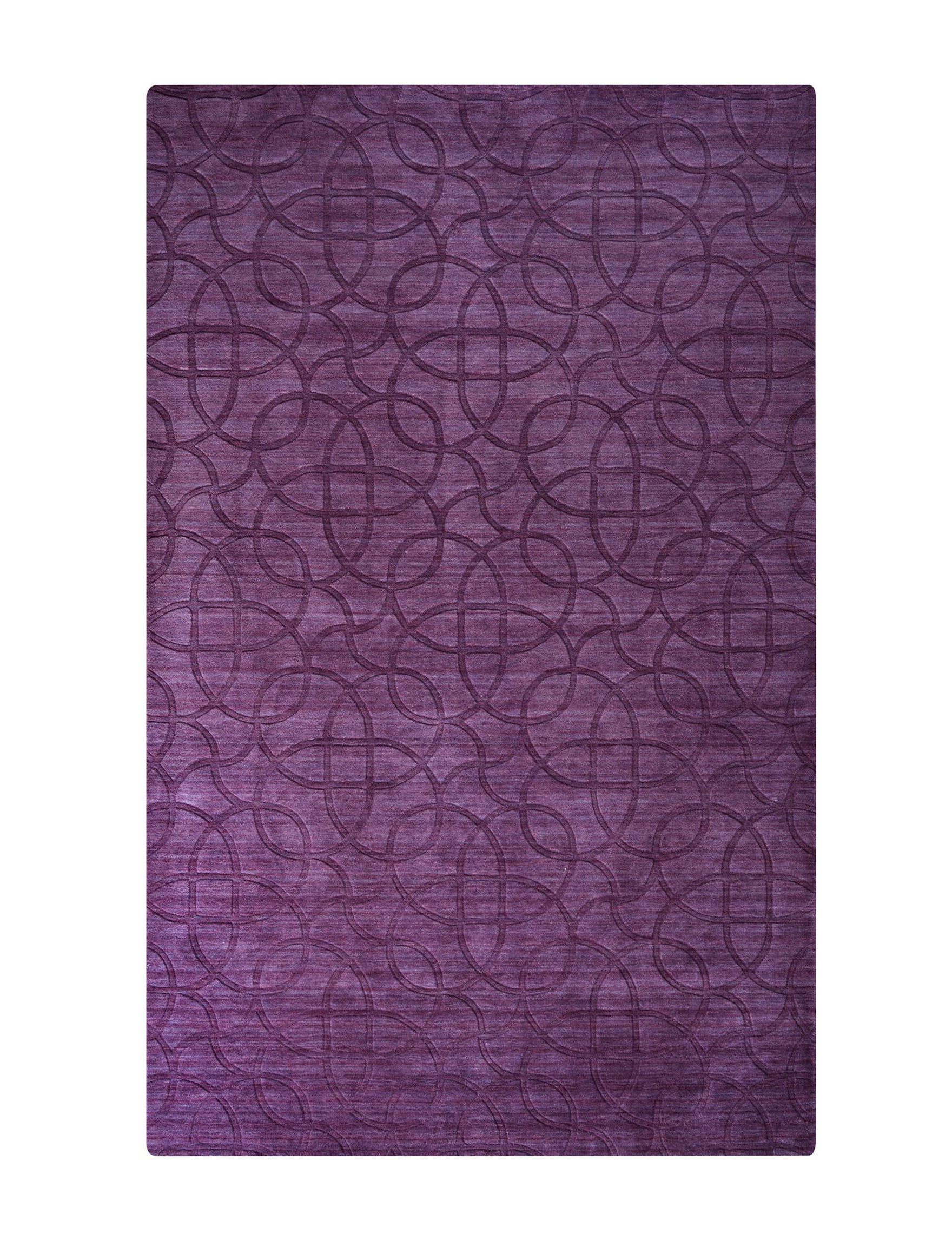 Rizzy Home Purple Area Rugs Rugs