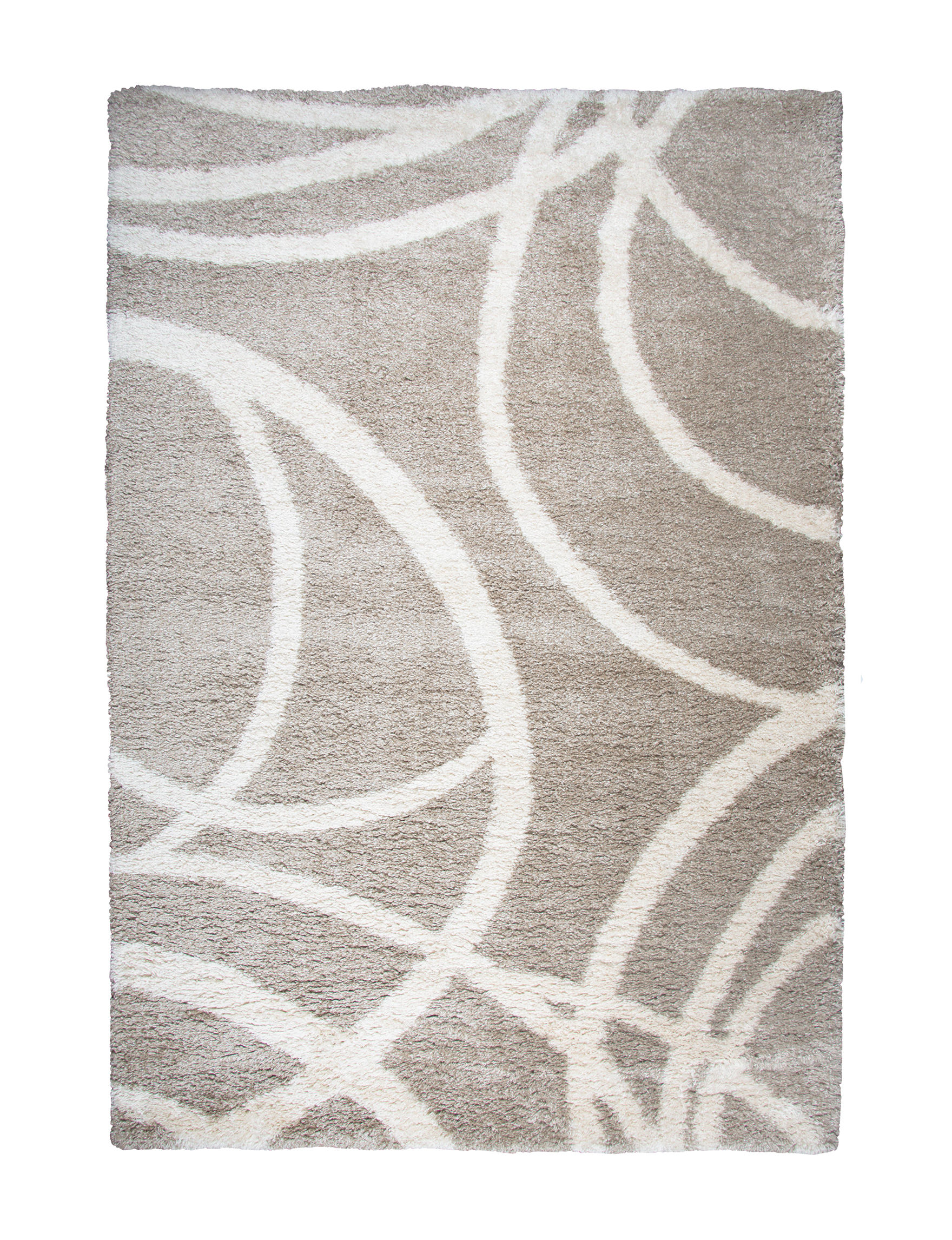 Rizzy Home White / Beige Area Rugs Rugs