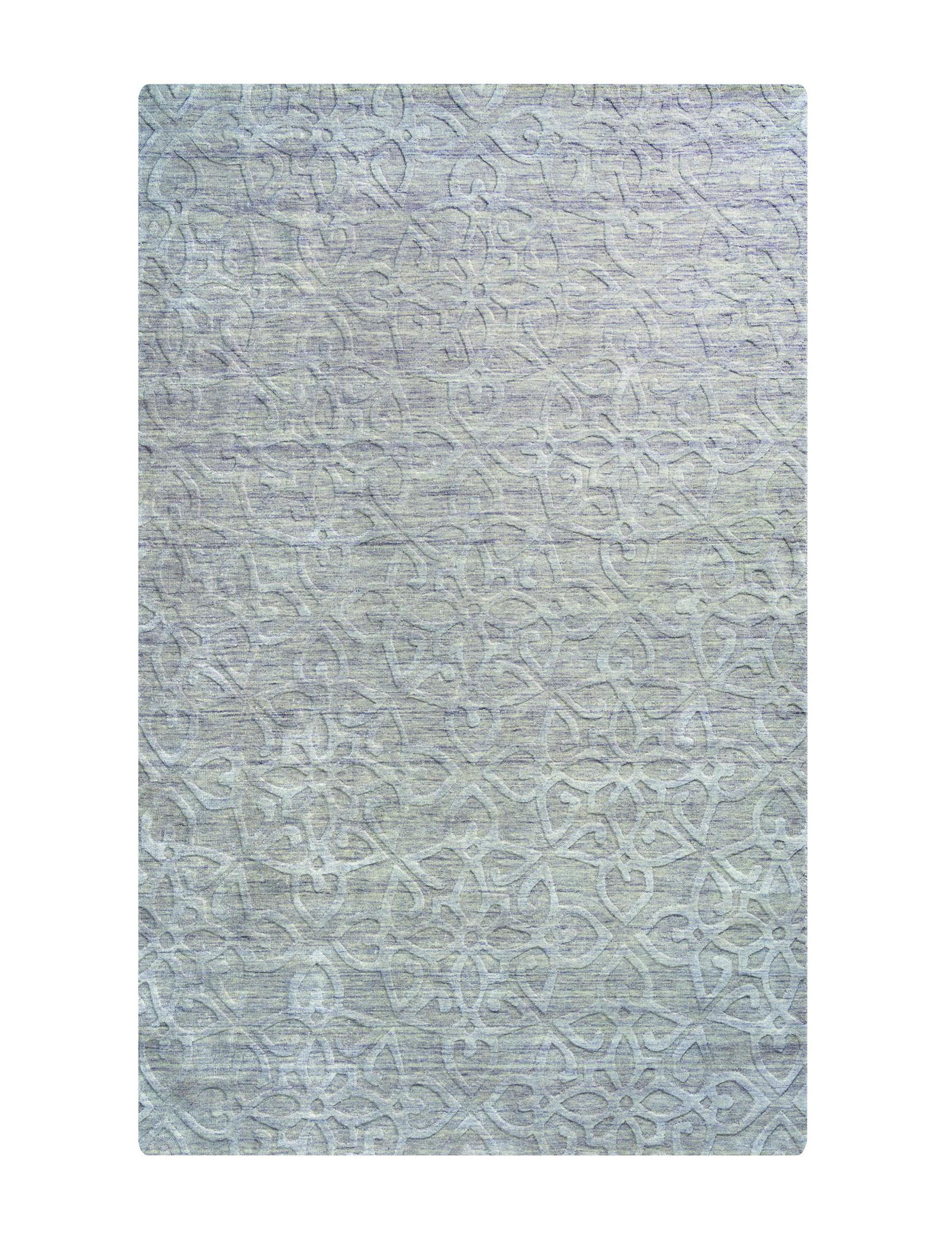Rizzy Home Light Grey Area Rugs Rugs