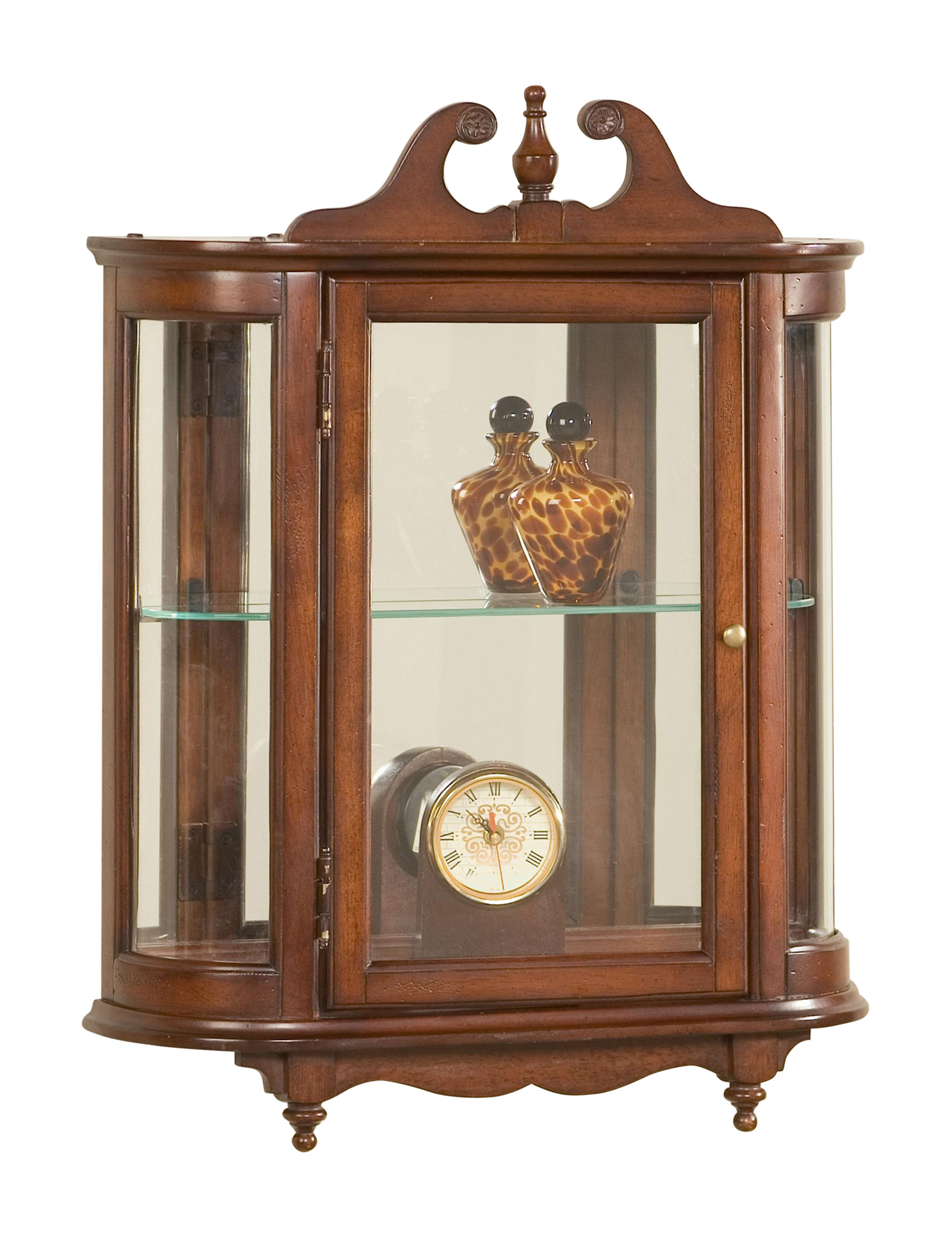 Butler Specialty Co. Cherry Finish Cabinets & Cupboards Living Room Furniture