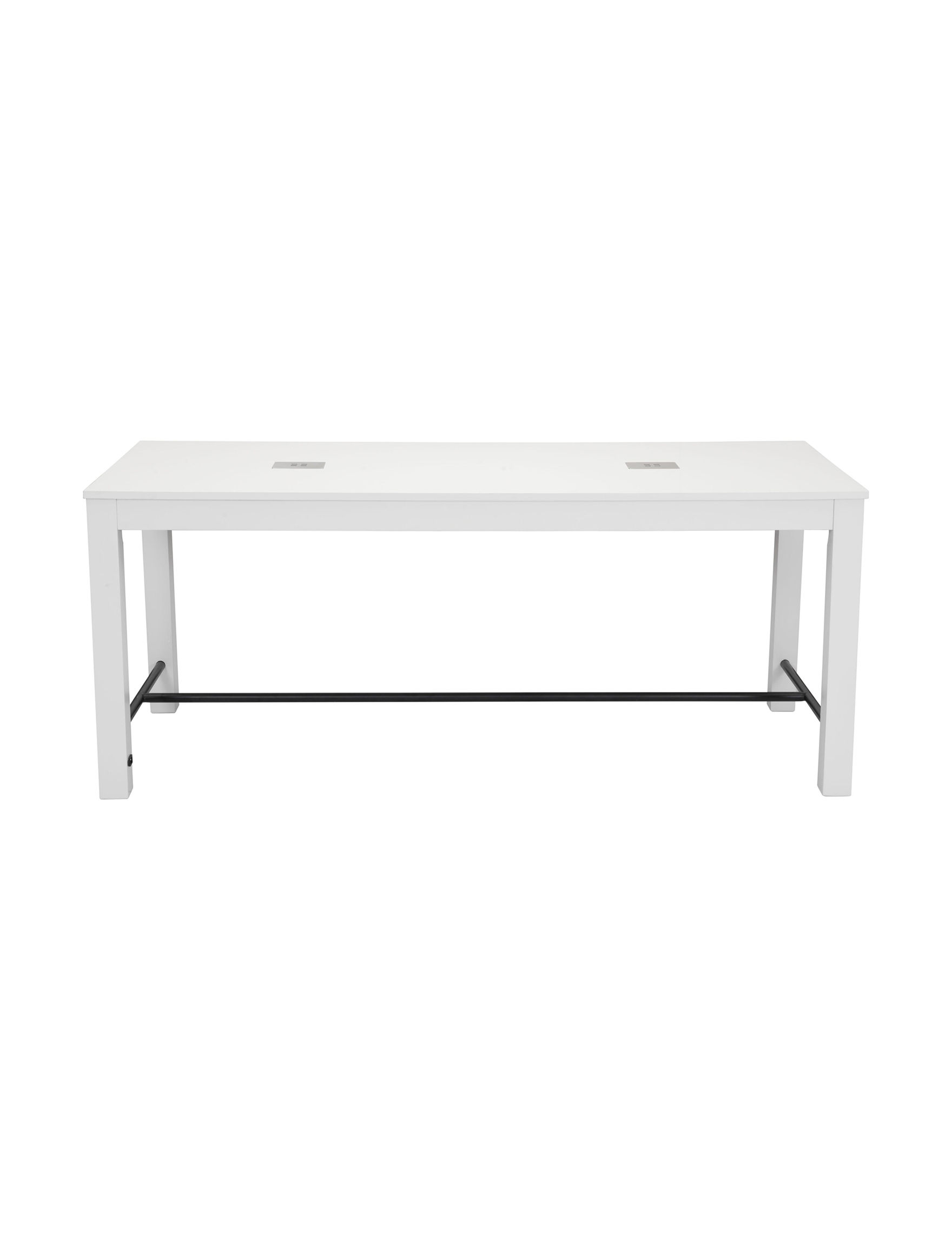Zuo Modern White Dining Tables Kitchen & Dining Furniture