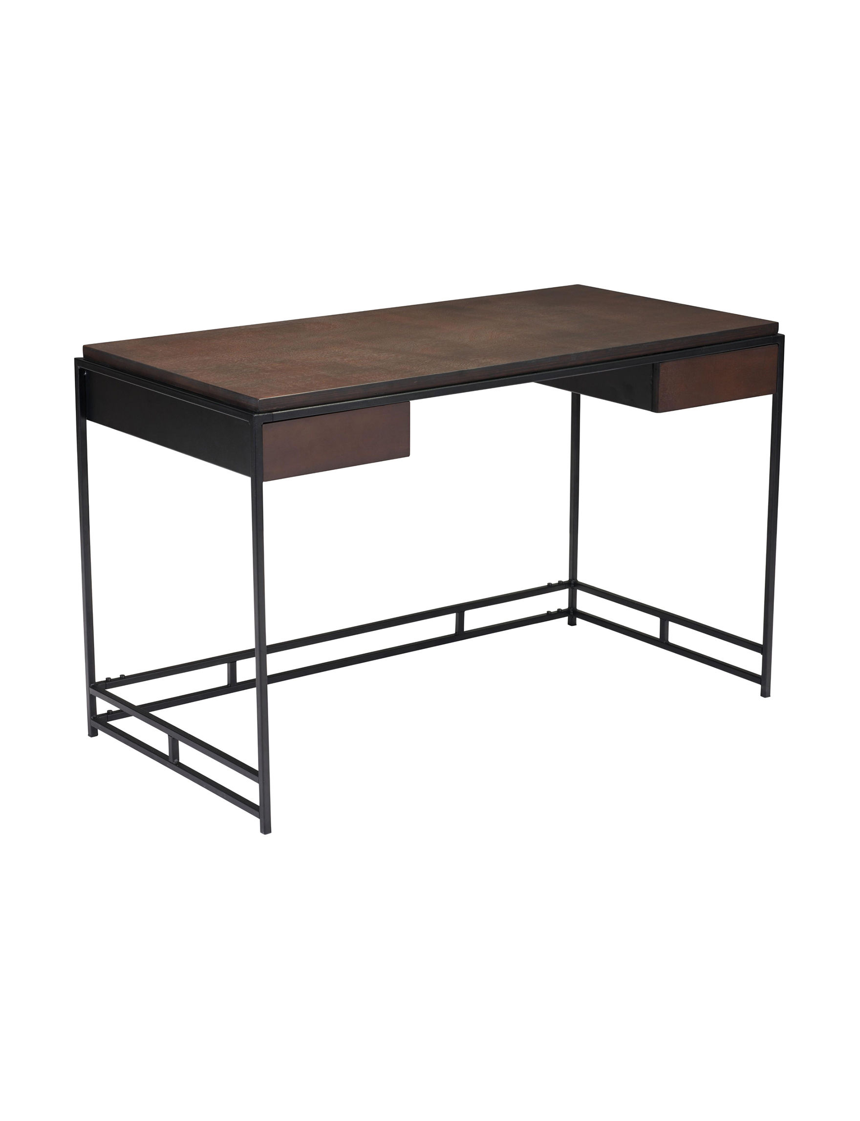 Zuo Modern Espresso Desks Home Office Furniture