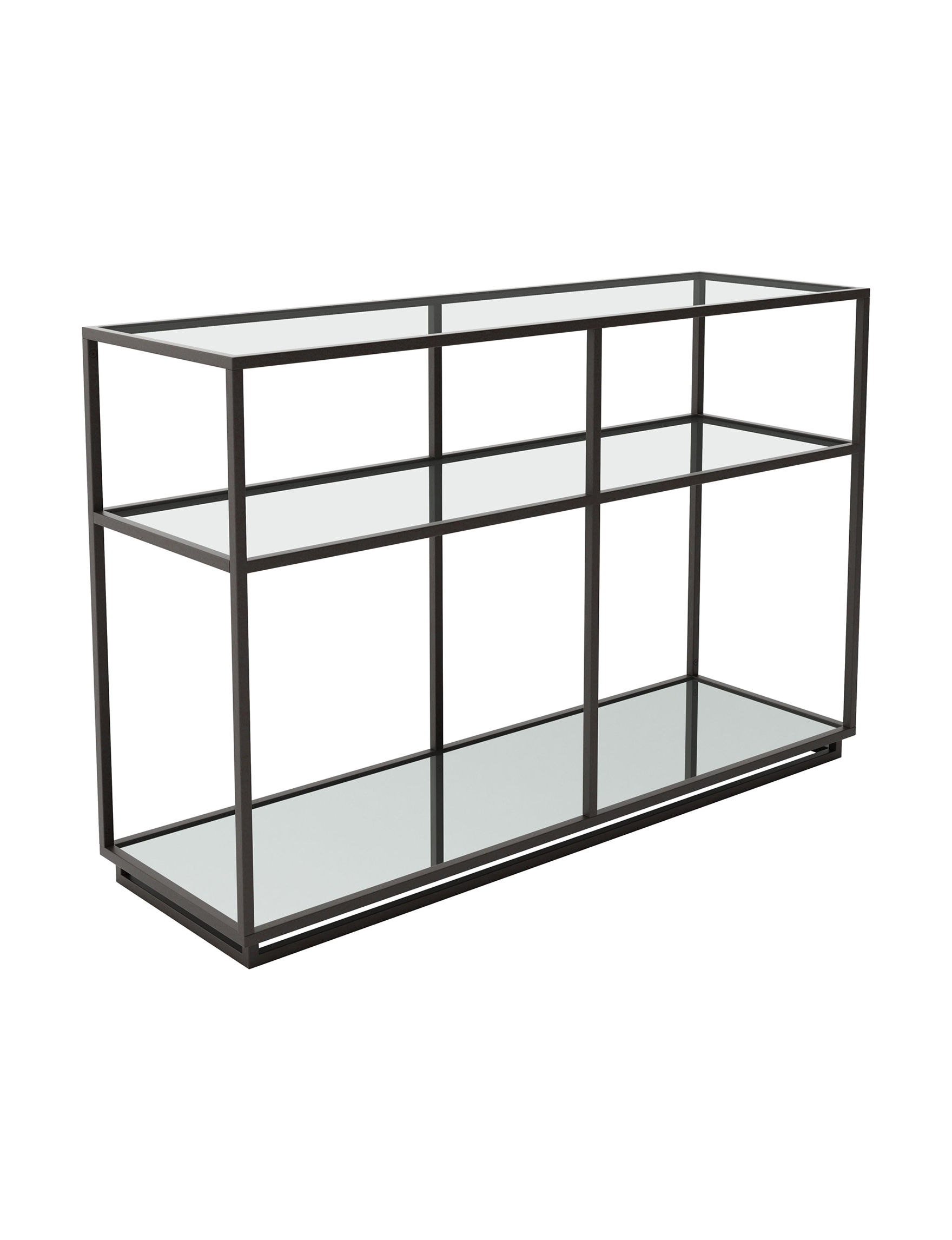 Zuo Modern Black Accent & End Tables Living Room Furniture