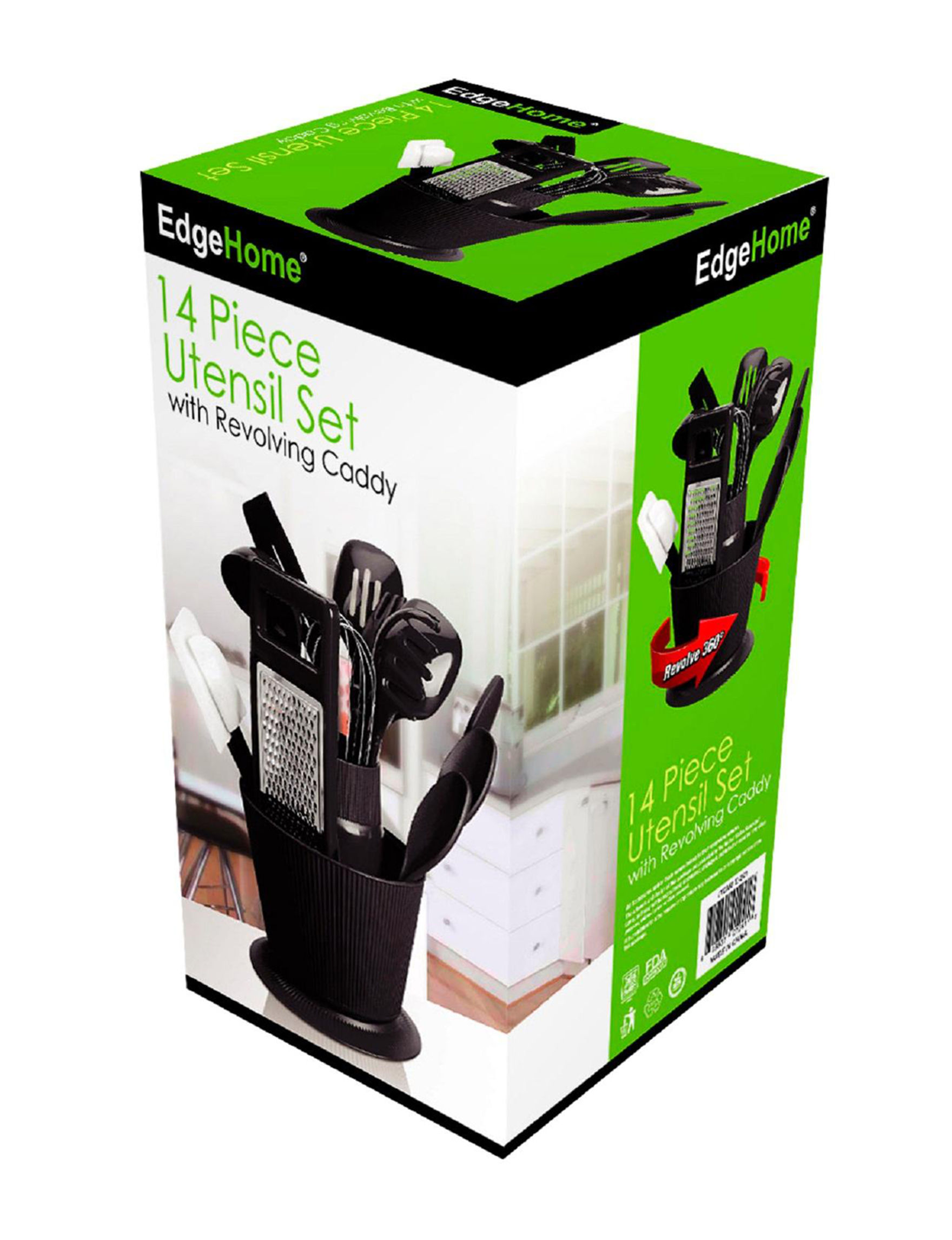 Edge Home  Kitchen Utensils Prep & Tools