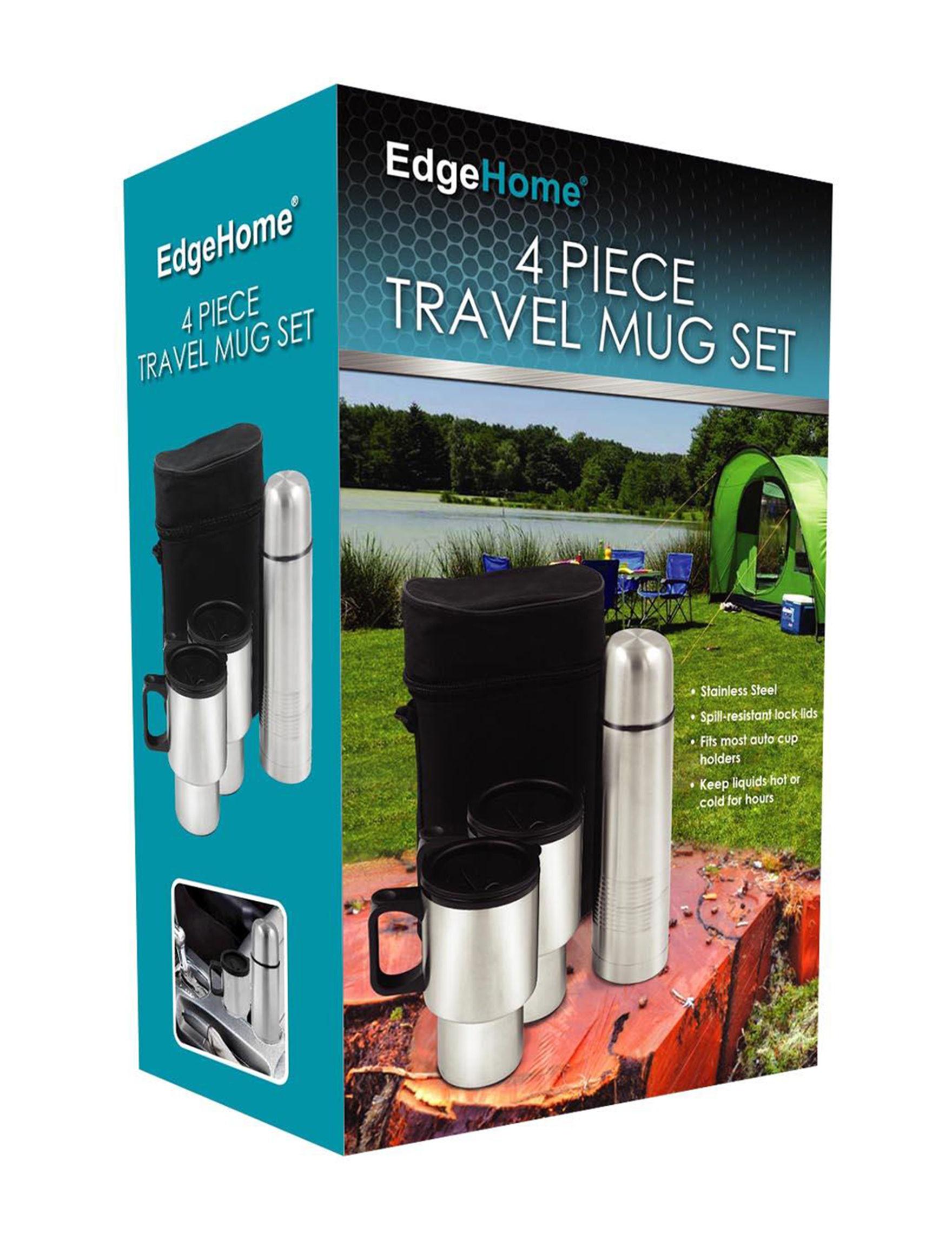 Edge Home  Mugs Travel Accessories