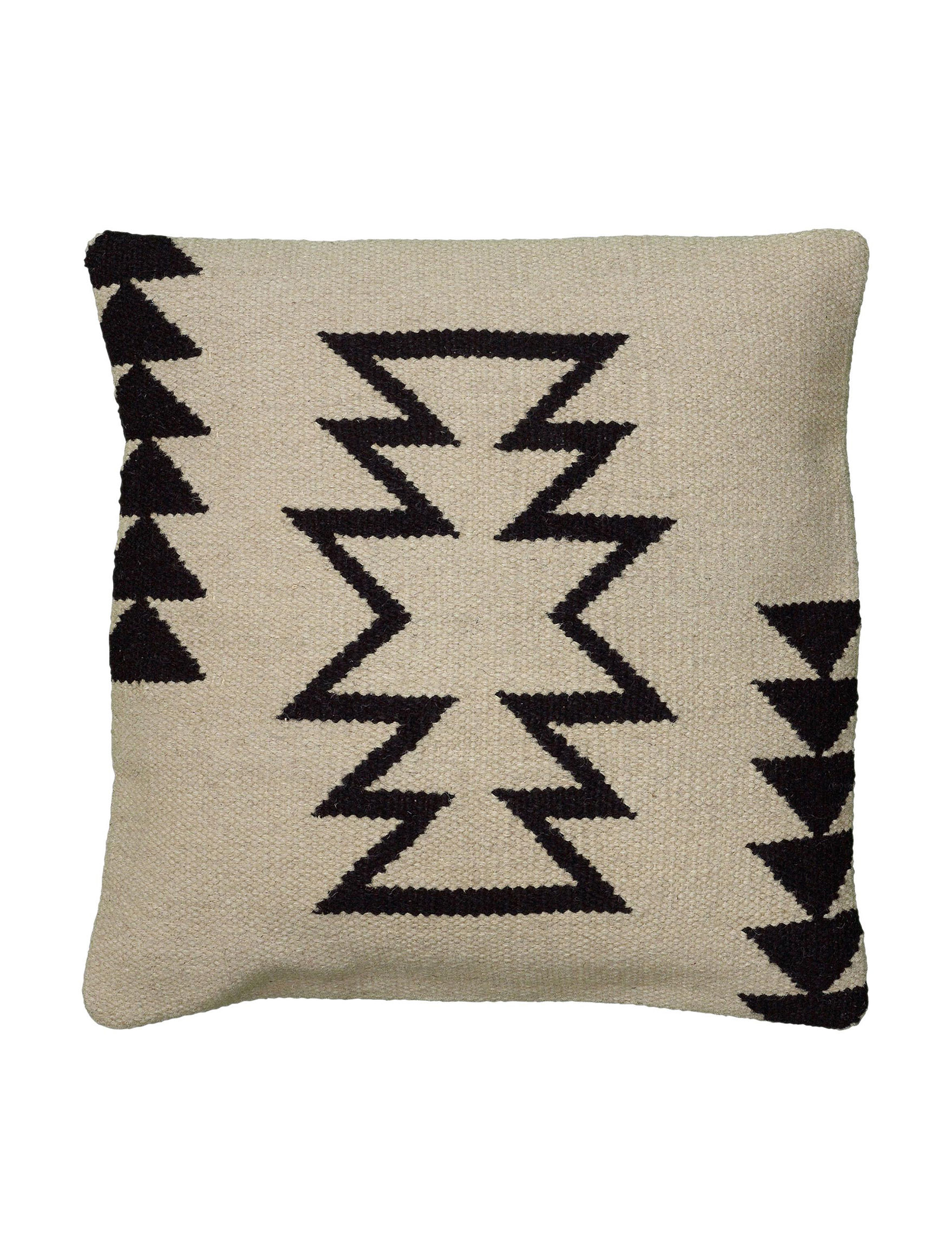 Rizzy Home Ivory Decorative Pillows