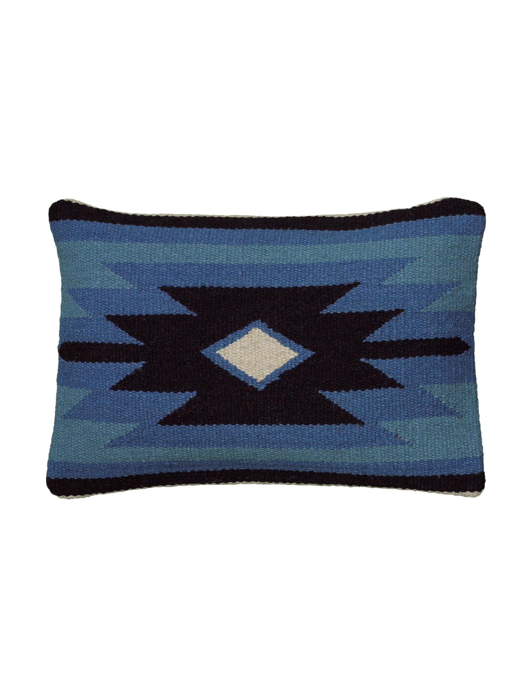Rizzy Home Navy Decorative Pillows