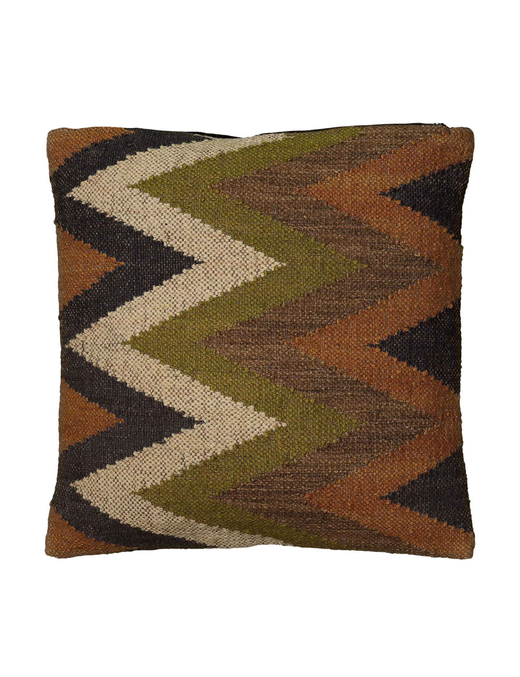 Rizzy Home Green Decorative Pillows