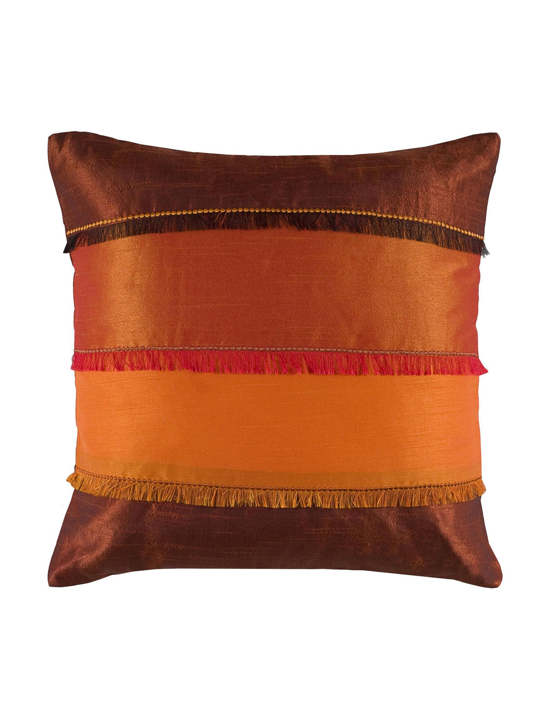 Rizzy Home Multi Stripe Decorative Pillows
