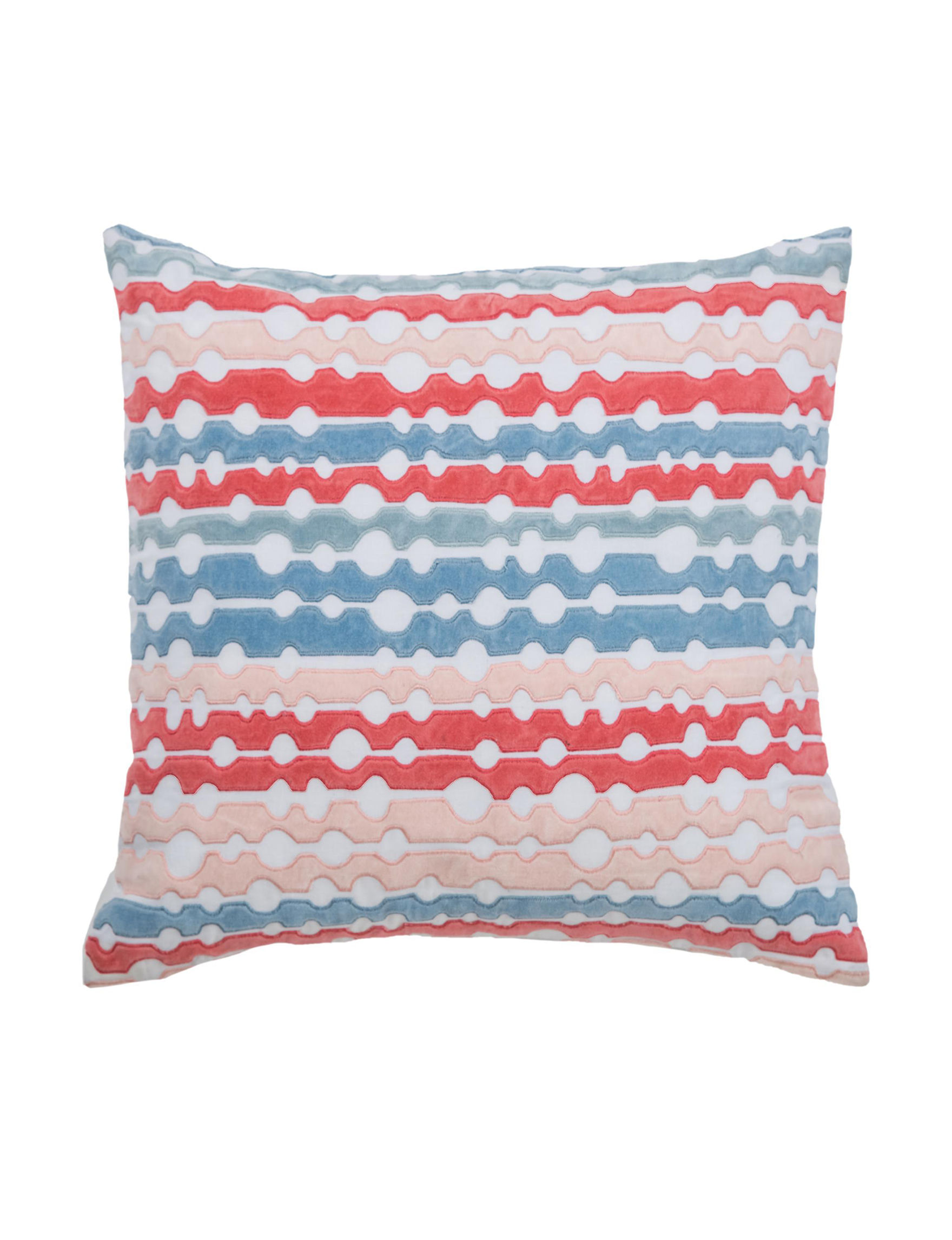 Rizzy Home Red Decorative Pillows