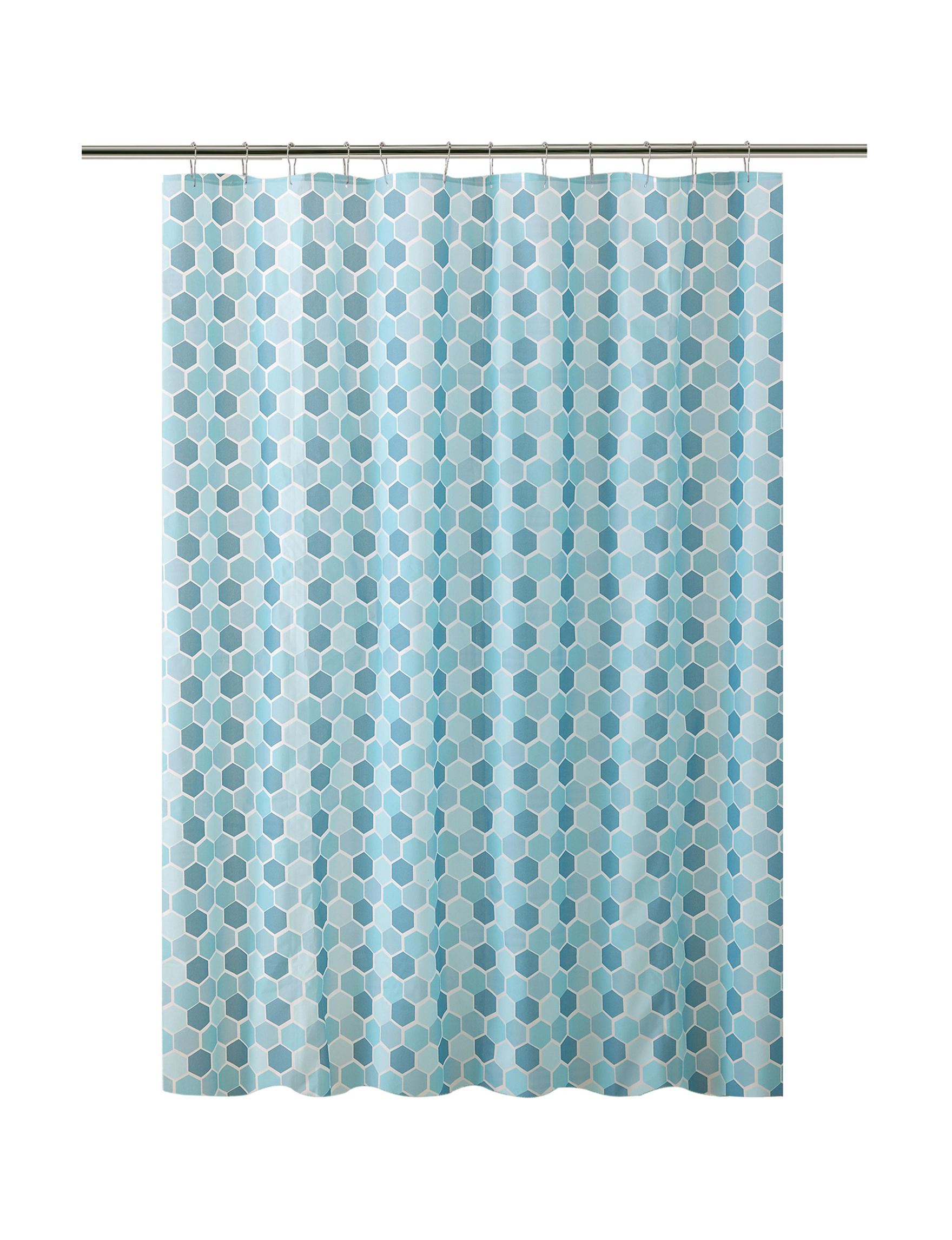 Home Details  Shower Curtains & Hooks