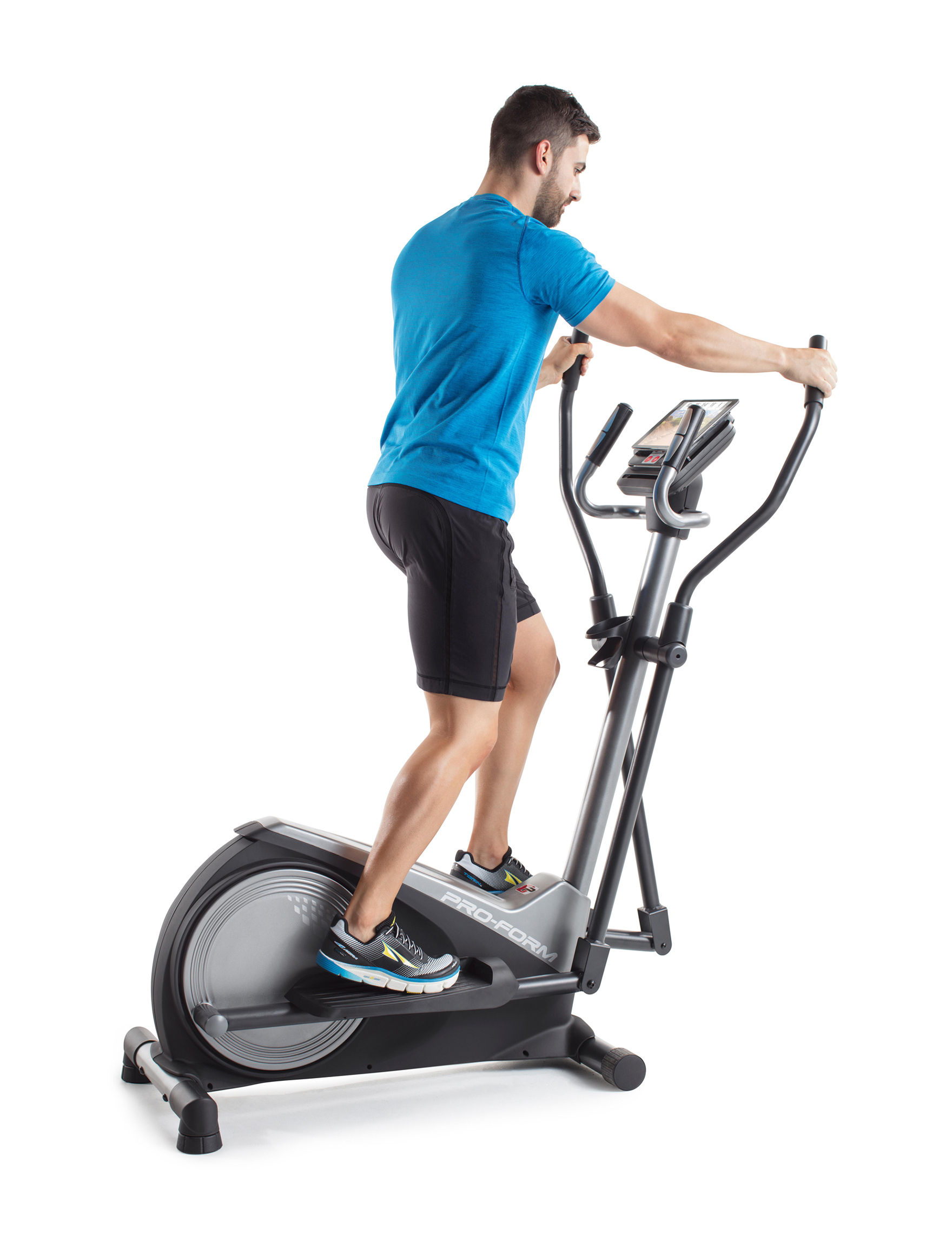 Pro-Form Black Fitness Equipment