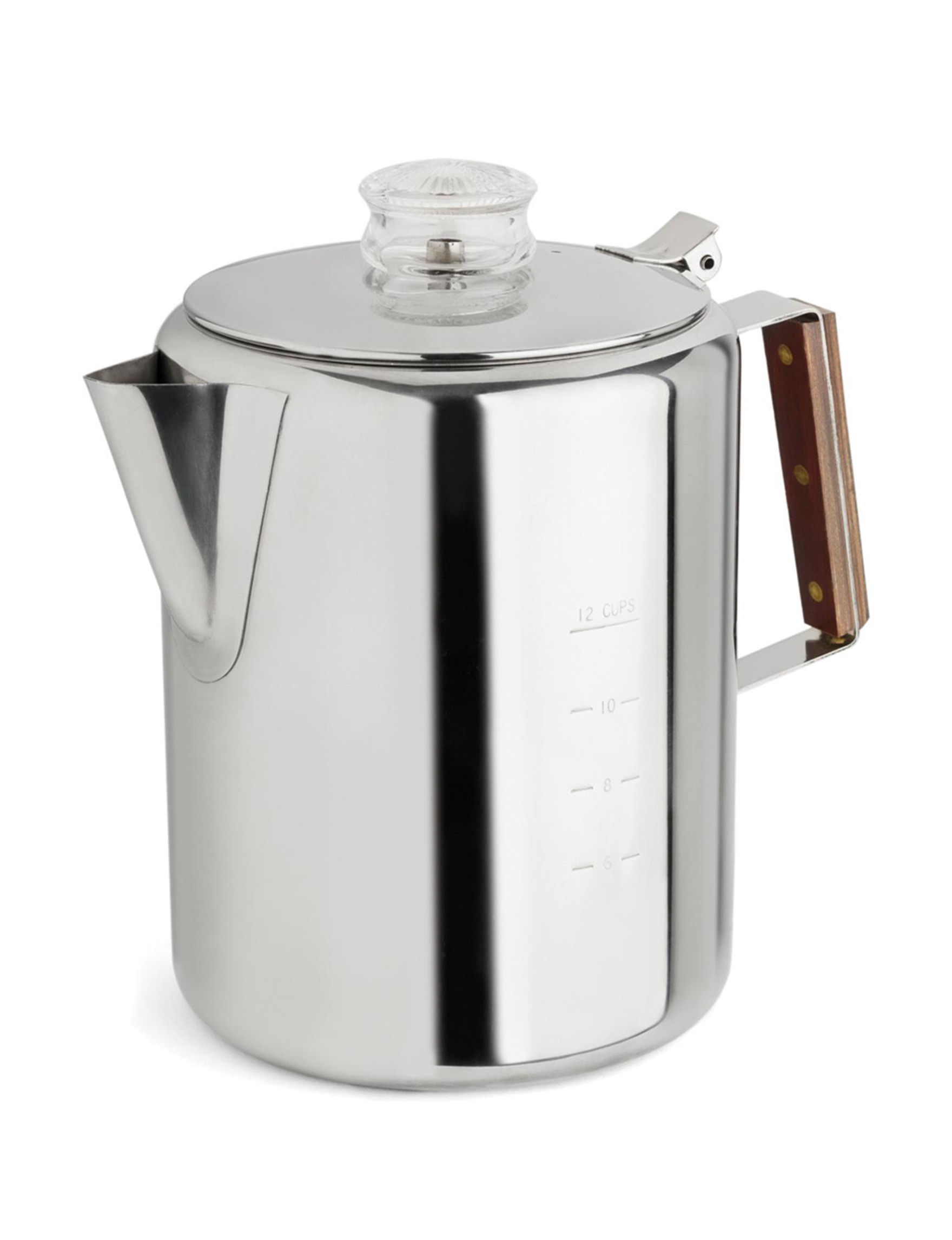 Fox Run Silver Coffee, Espresso & Tea Makers Prep & Tools
