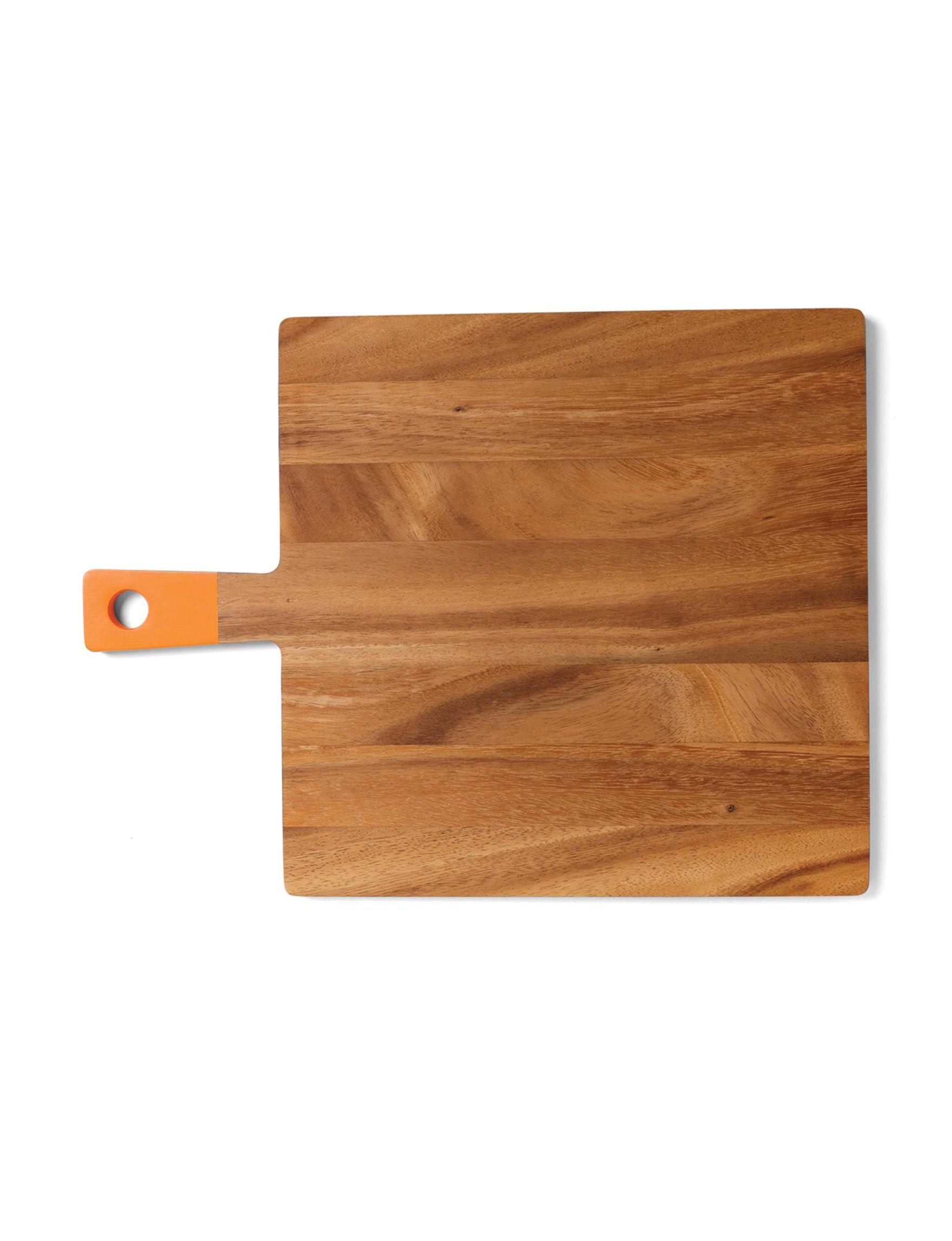 Ironwood Gourmet Brown Cheese Boards Cutting Boards Prep & Tools Serveware