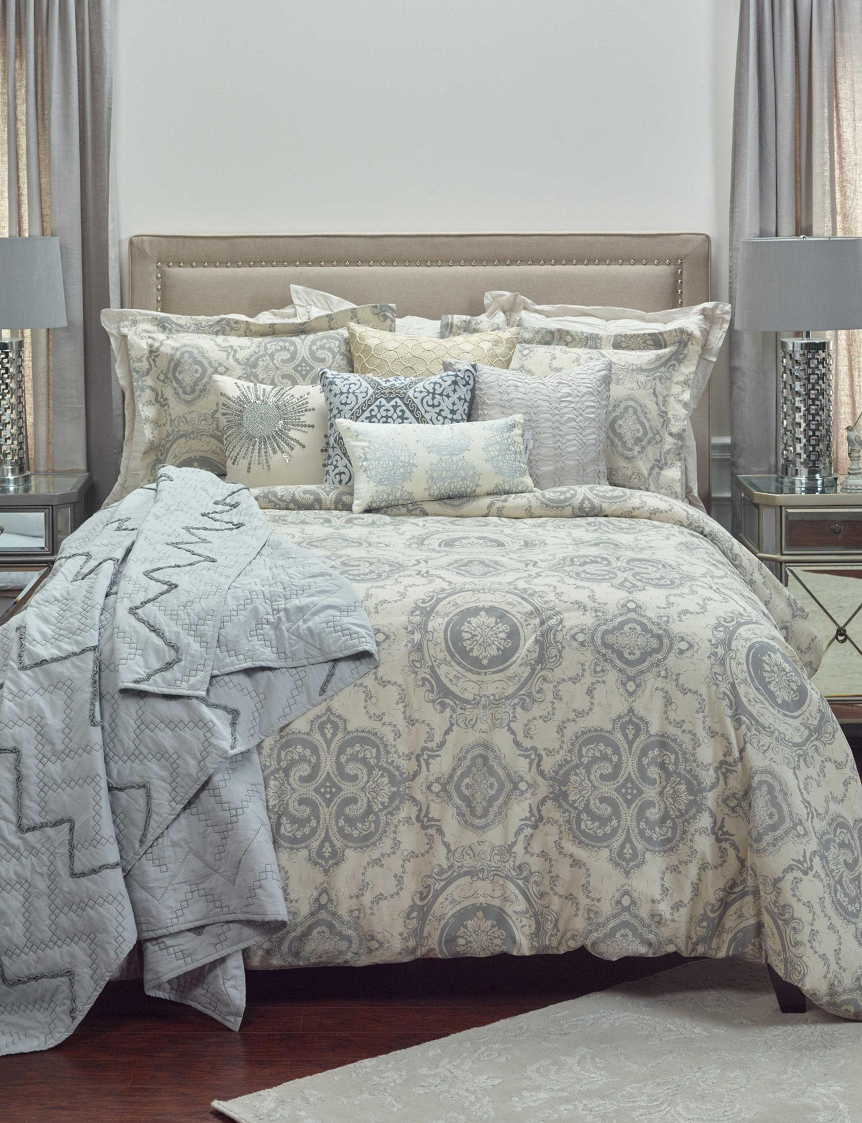 Rizzy Home Khaki Duvets & Duvet Sets