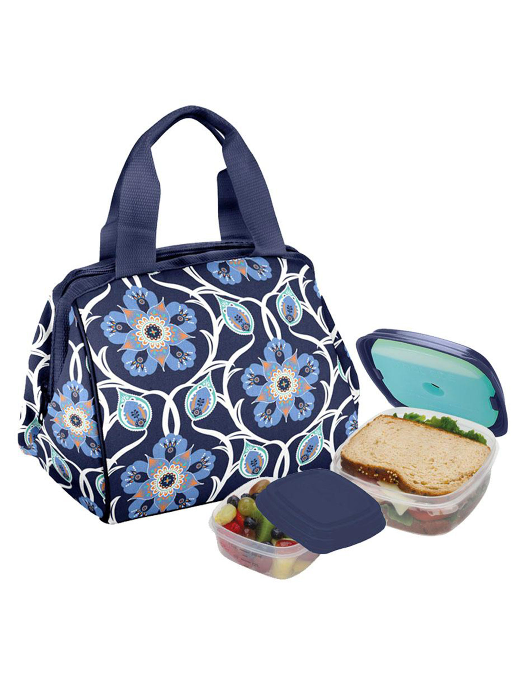 Fit & Fresh  Lunch Boxes & Bags Prep & Tools