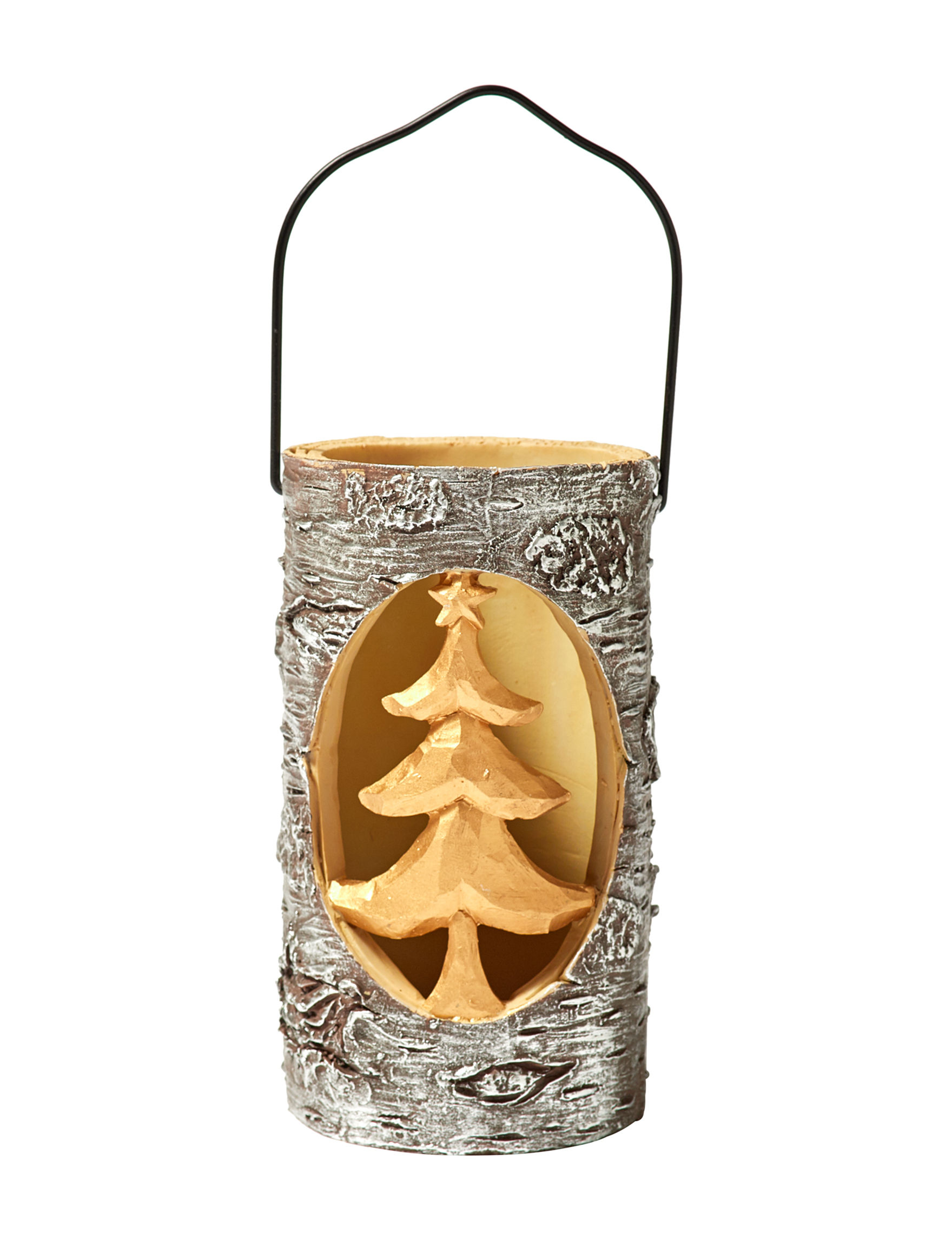 Jingle Bell Lane Silver Decorative Objects Holiday Decor