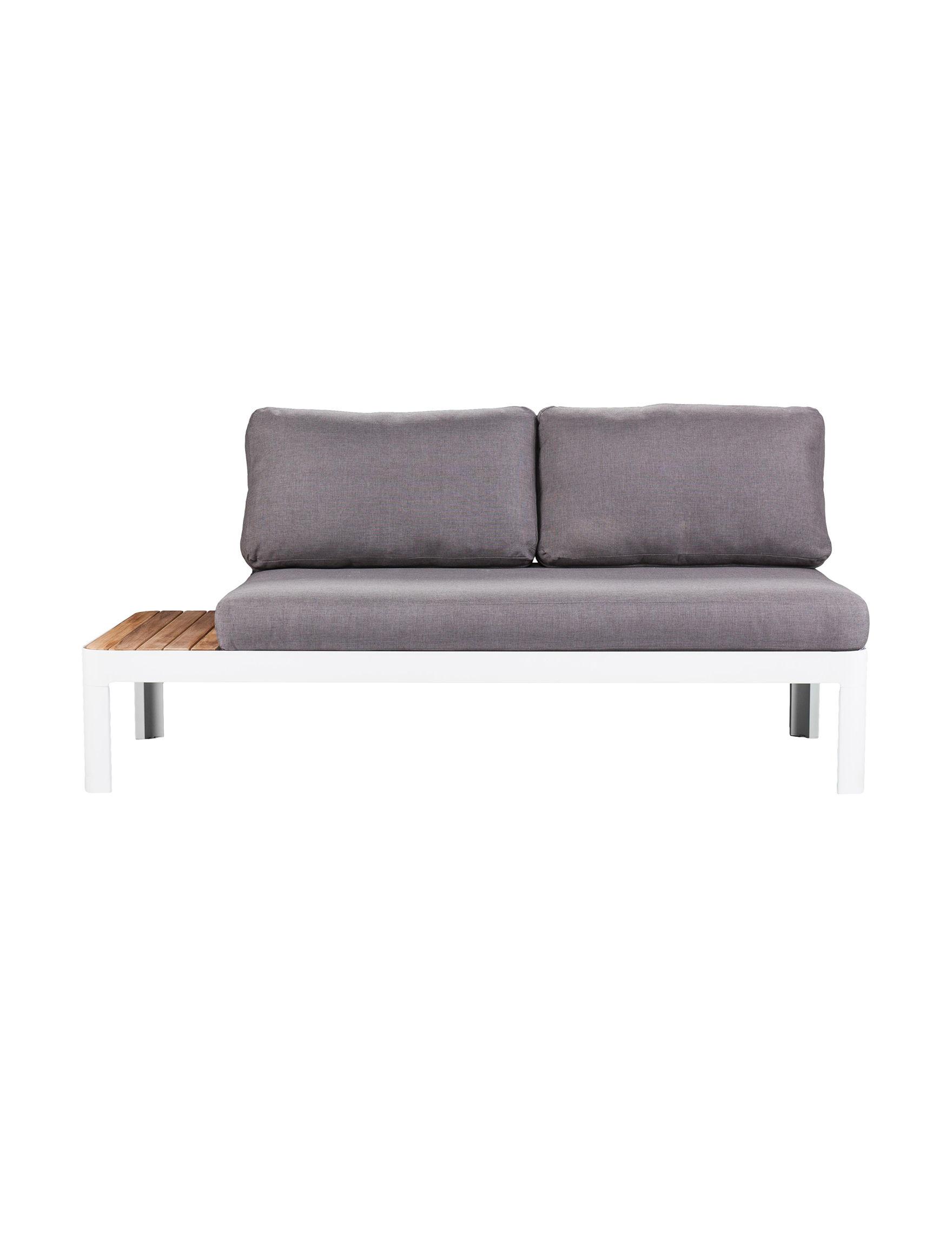 Southern Enterprises Grey Outdoor Decor Outdoor Entertaining Patio & Outdoor Furniture