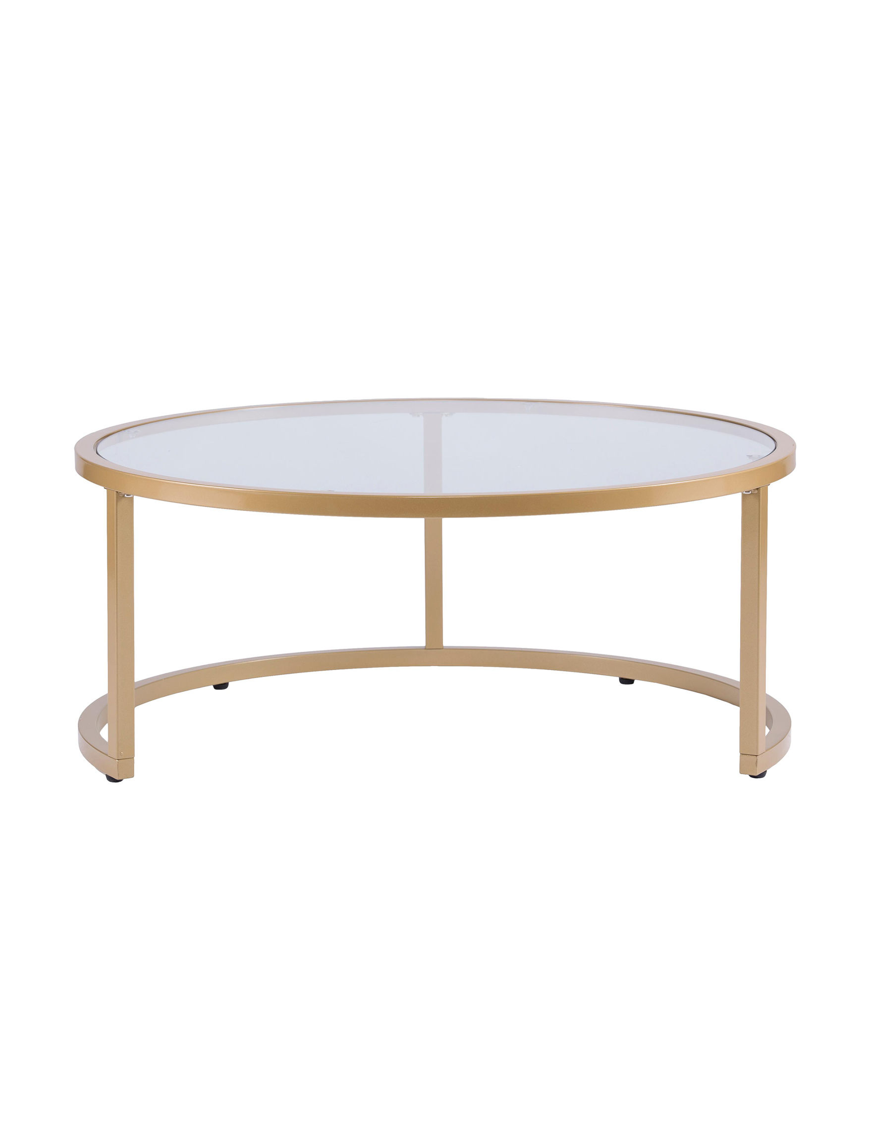 Southern Enterprises  Coffee Tables Living Room Furniture