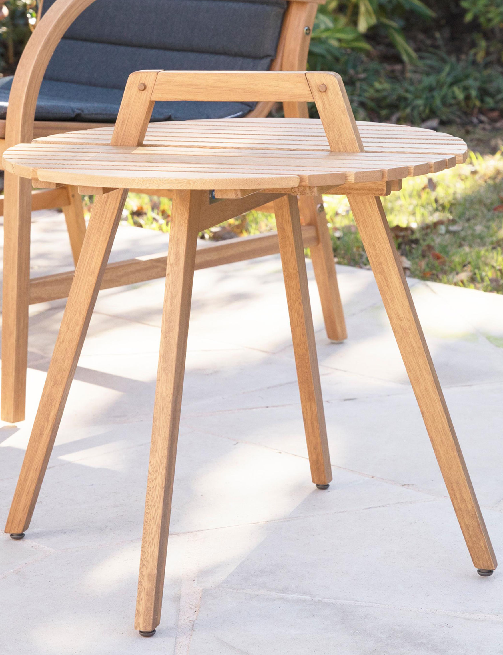 Southern Enterprises  Accent & End Tables Patio & Outdoor Furniture
