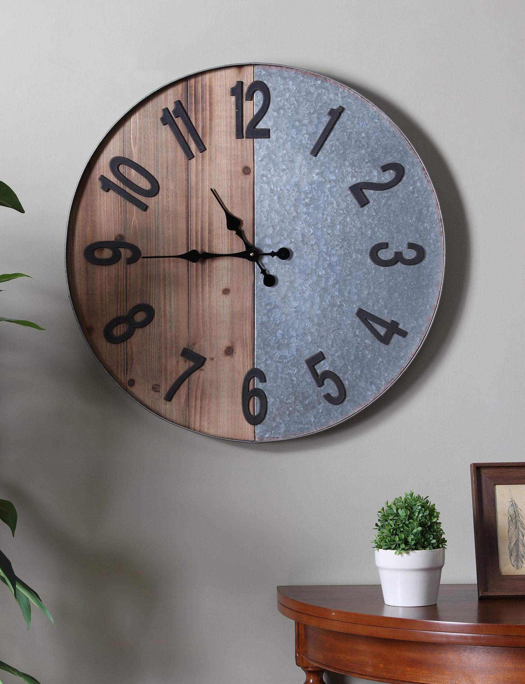 Southern Enterprises  Wall Clocks Wall Decor