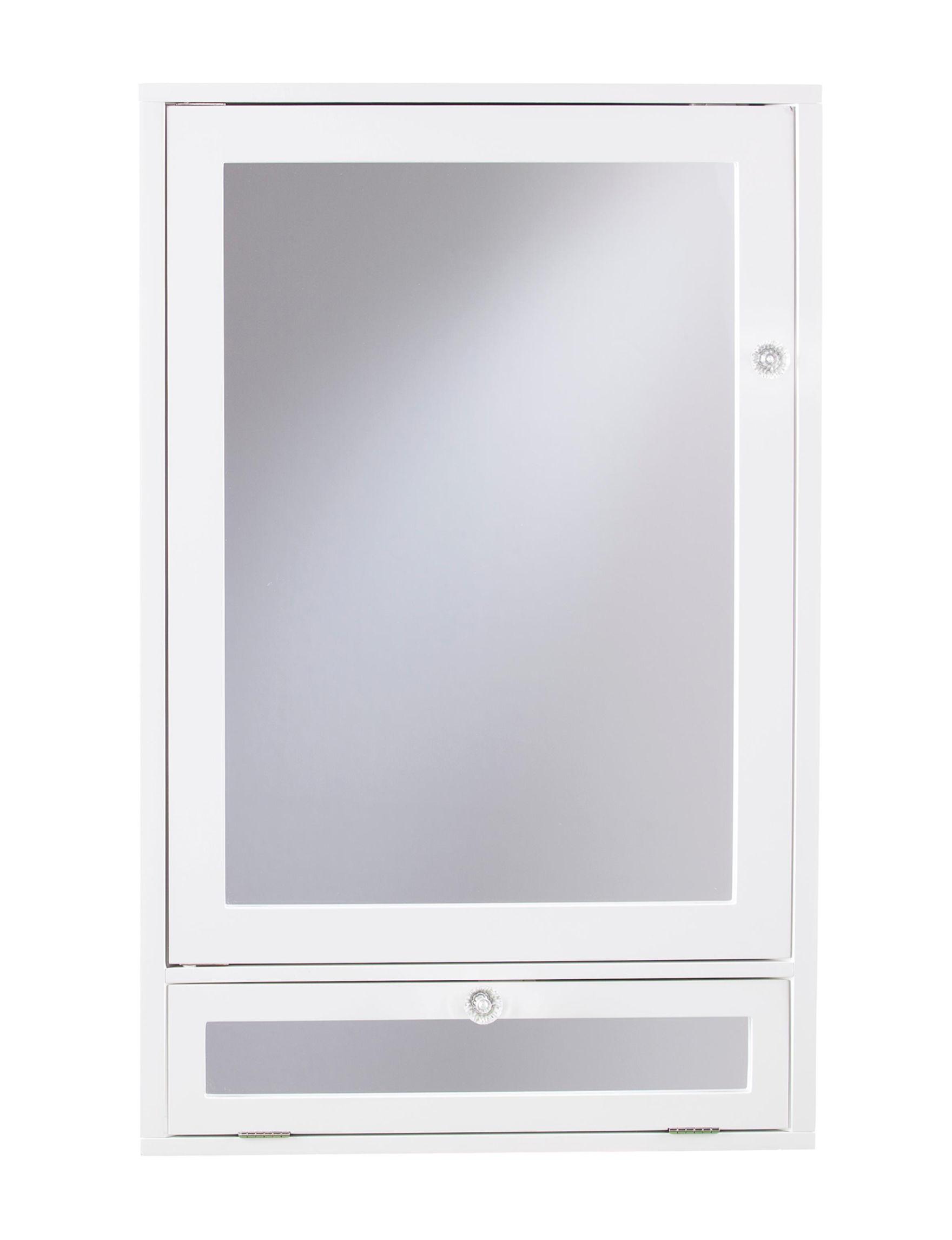 Southern Enterprises  Accent Shelves & Wall Hooks Mirrors Wall Art Storage & Organization Wall Decor