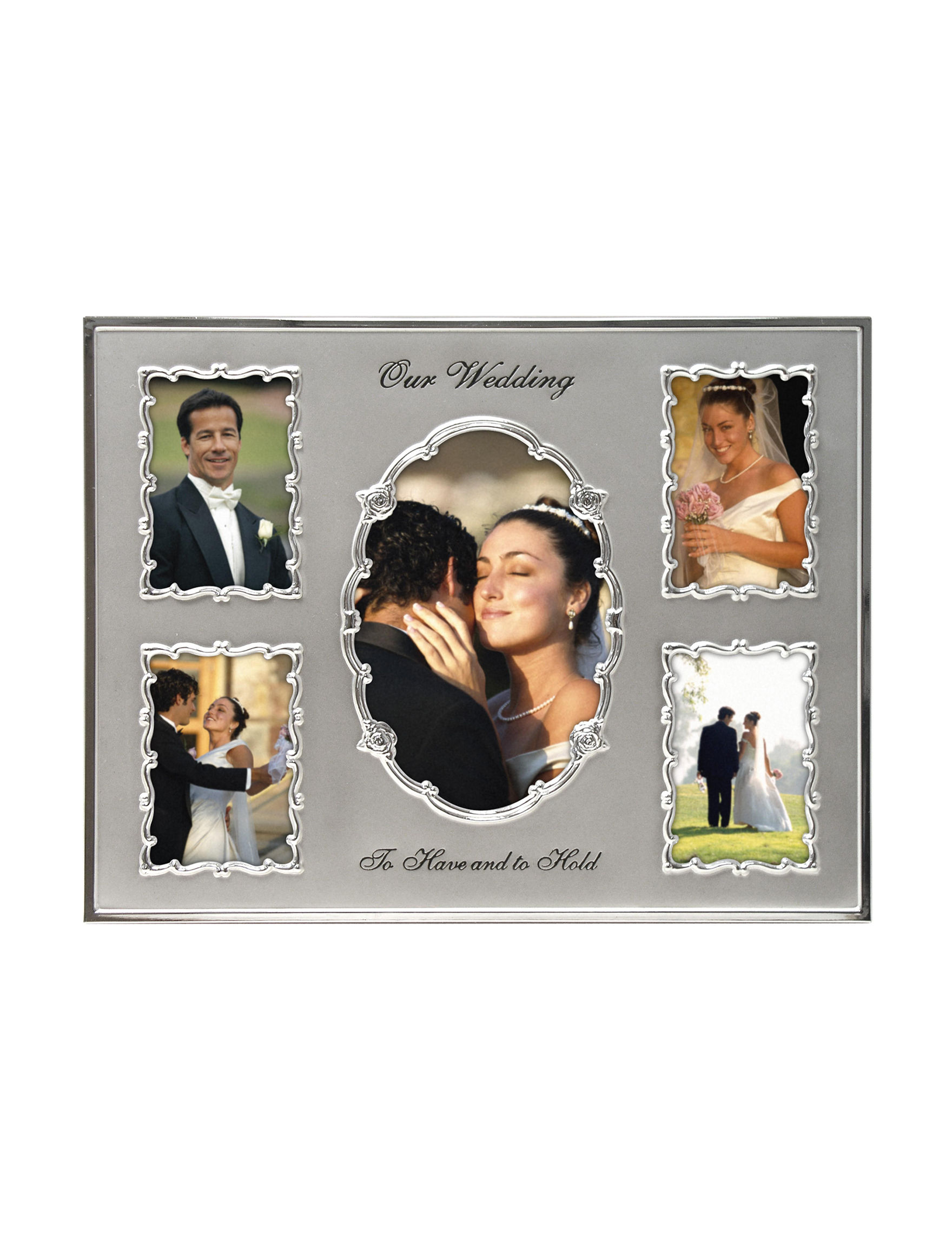 Malden Silver Wall Art Frames & Shadow Boxes